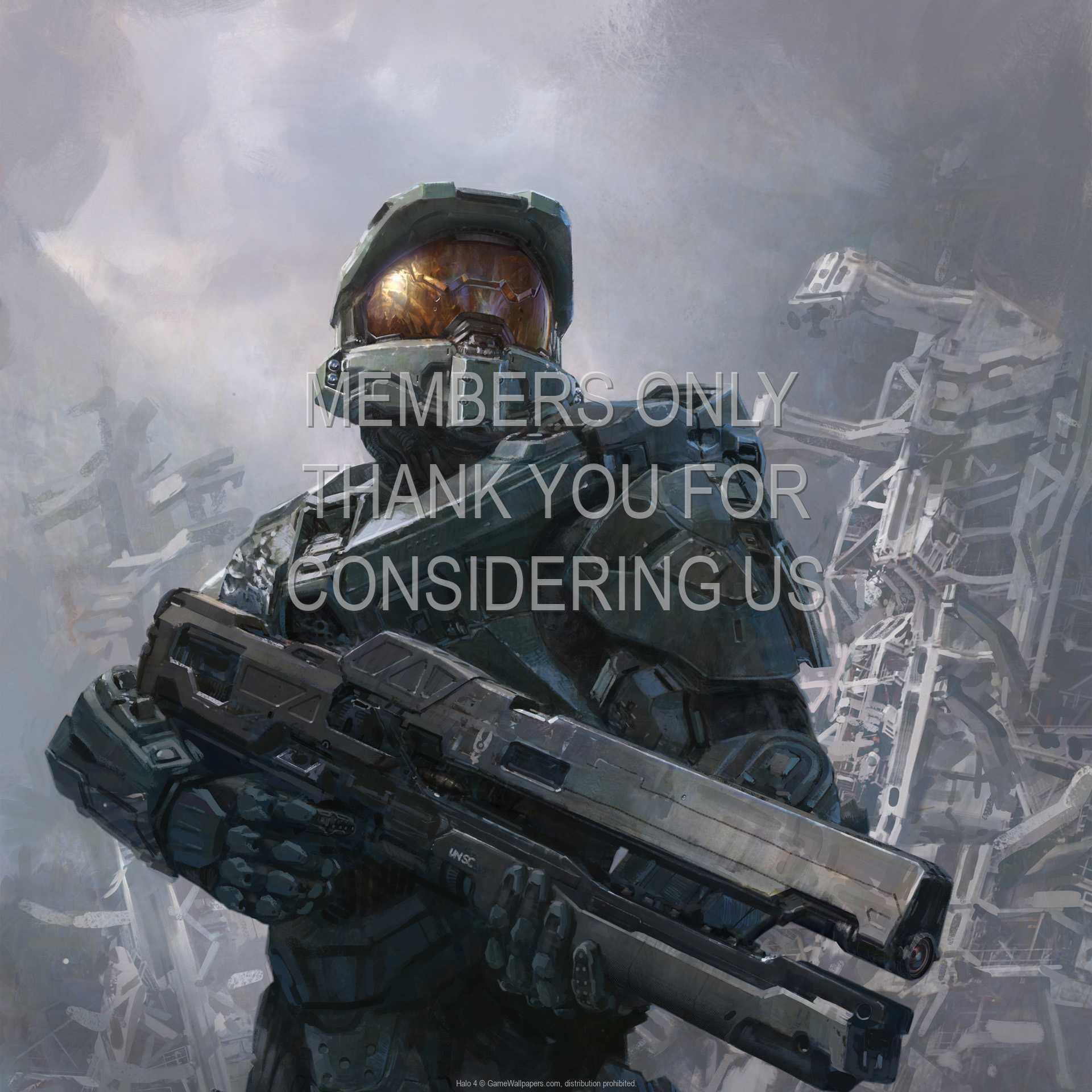 Halo 4 1080p Horizontal Handy Hintergrundbild 09