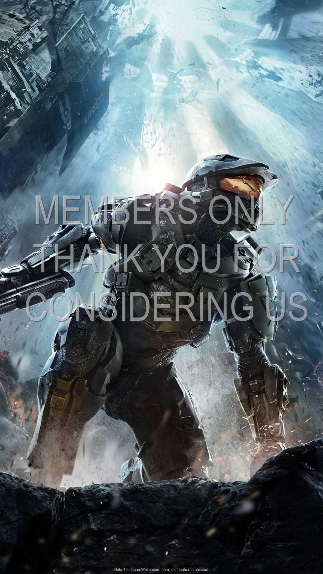 Halo 4 1080p Vertical Handy Hintergrundbild 10