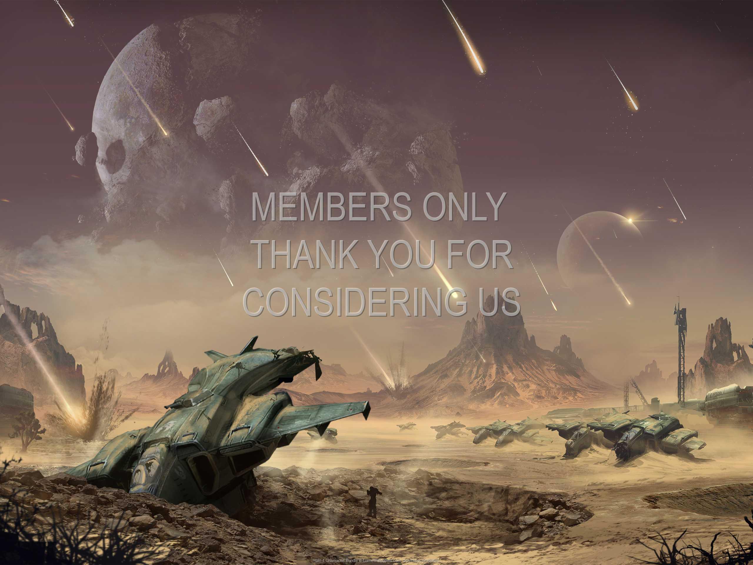 Halo 4 Champions Bundle 1080p Horizontal Mobile wallpaper or background 01