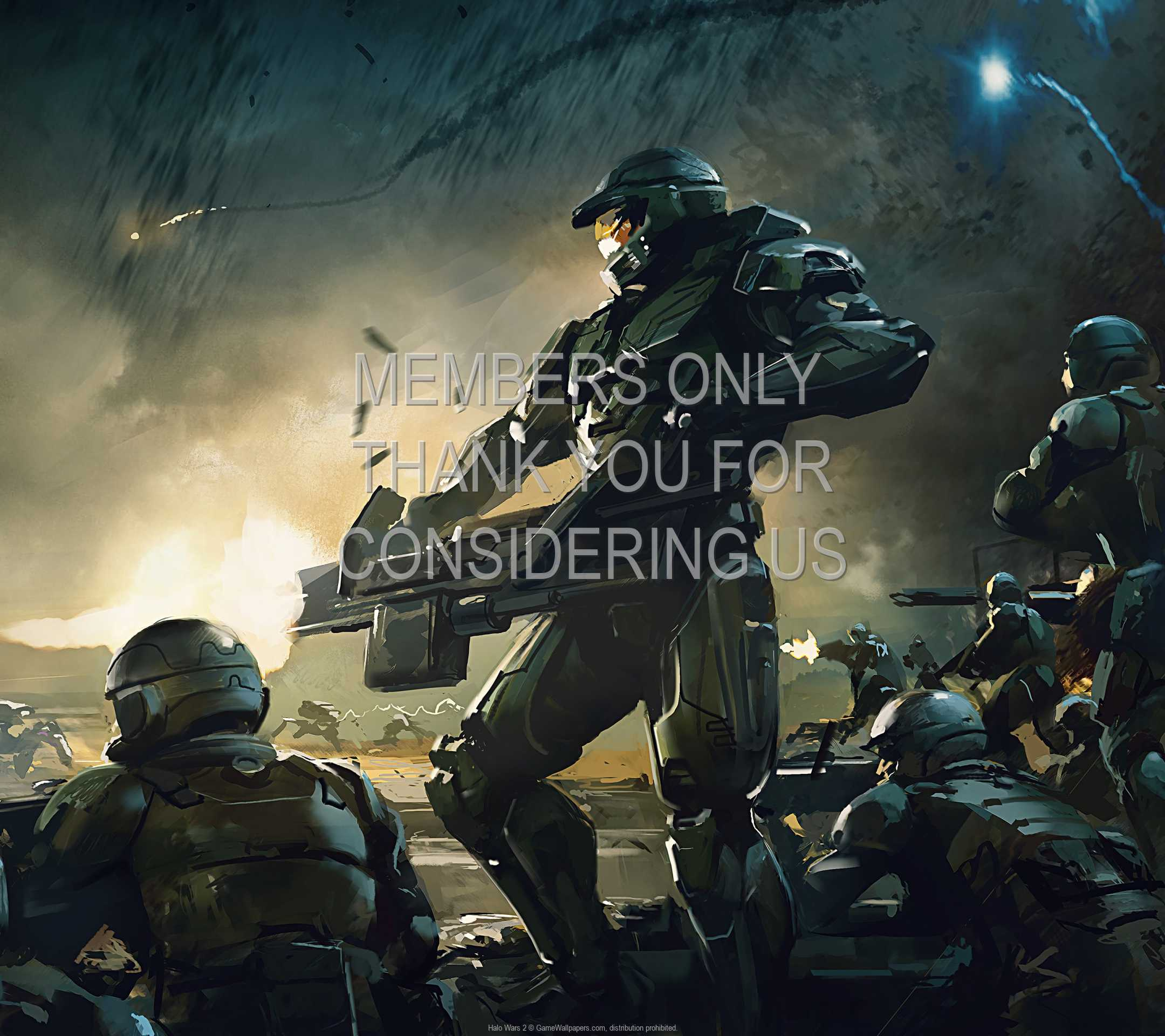 Halo Wars 2 1080p Horizontal Mobile wallpaper or background 03