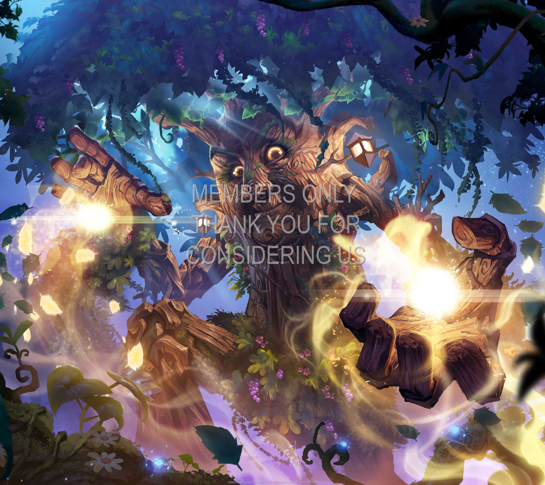 Hearthstone: Descent of Dragons 1440p Horizontal Móvil fondo de escritorio 02
