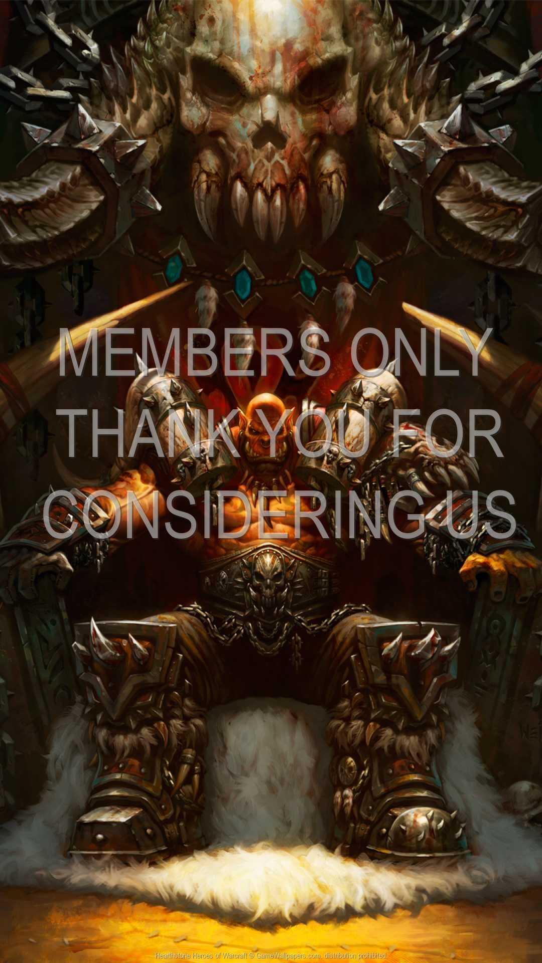 Hearthstone: Heroes of Warcraft 1080p Vertical Handy Hintergrundbild 05