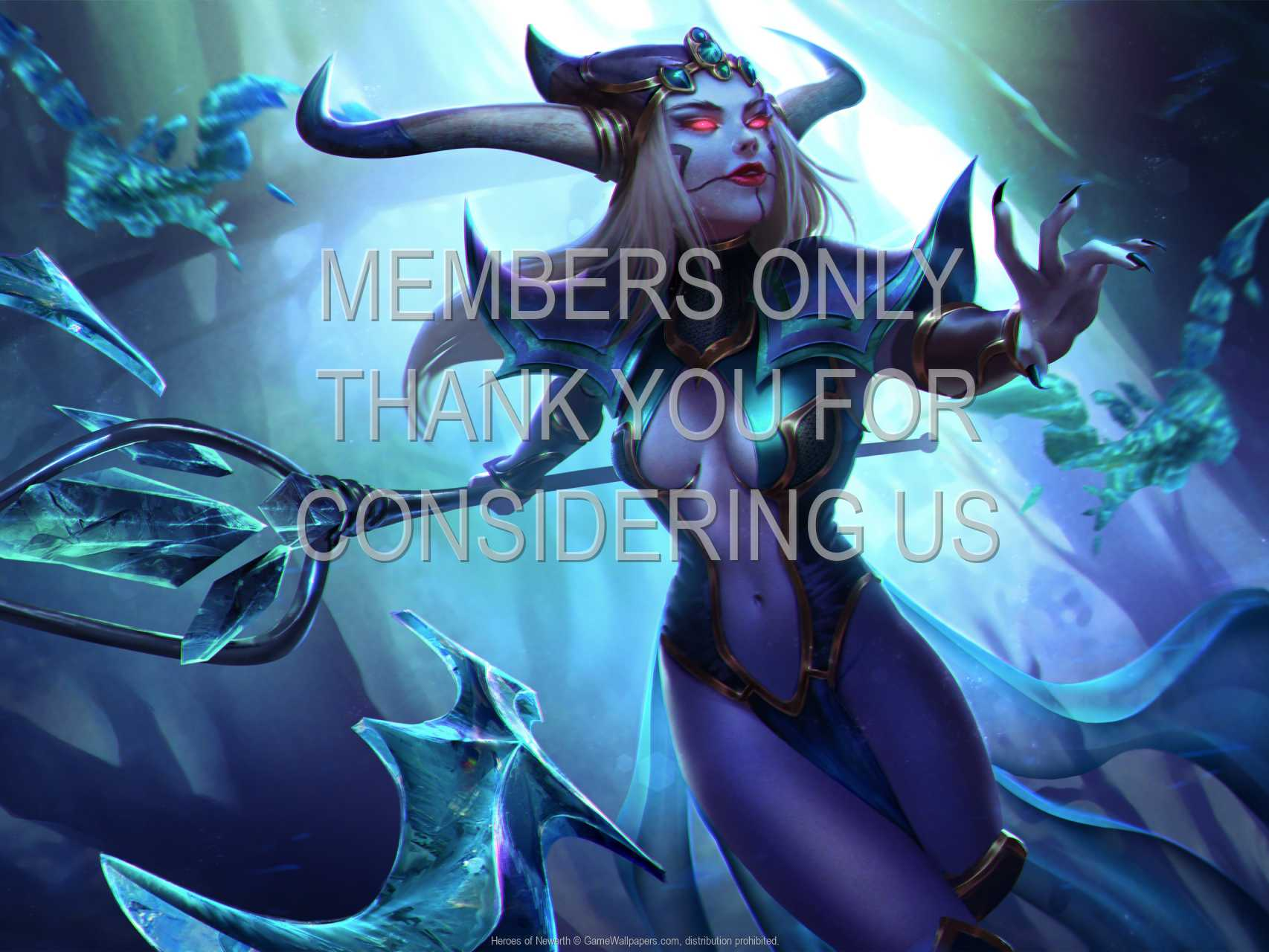Heroes of Newerth 720p Horizontal Mobile wallpaper or background 05
