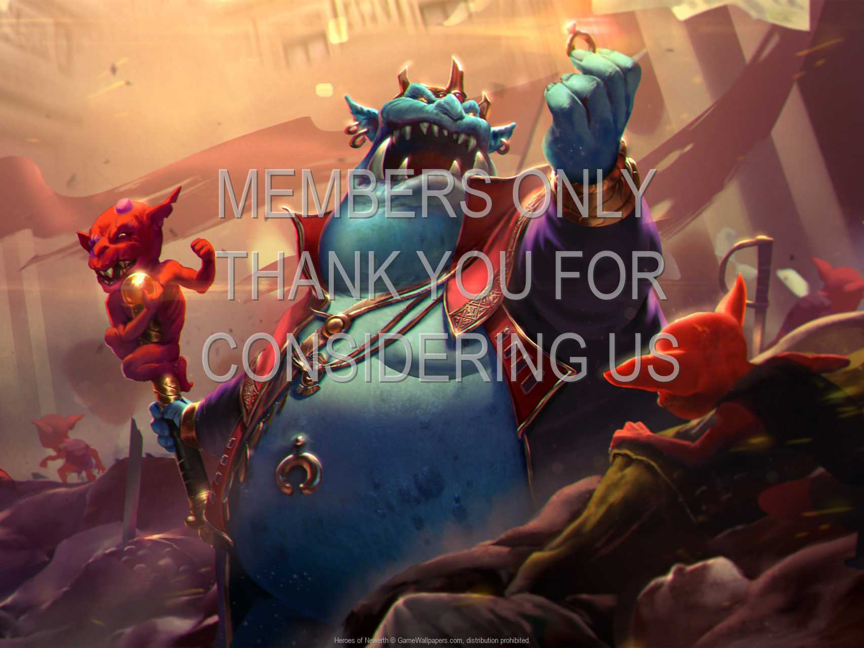 Heroes of Newerth 720p Horizontal Mobile wallpaper or background 06