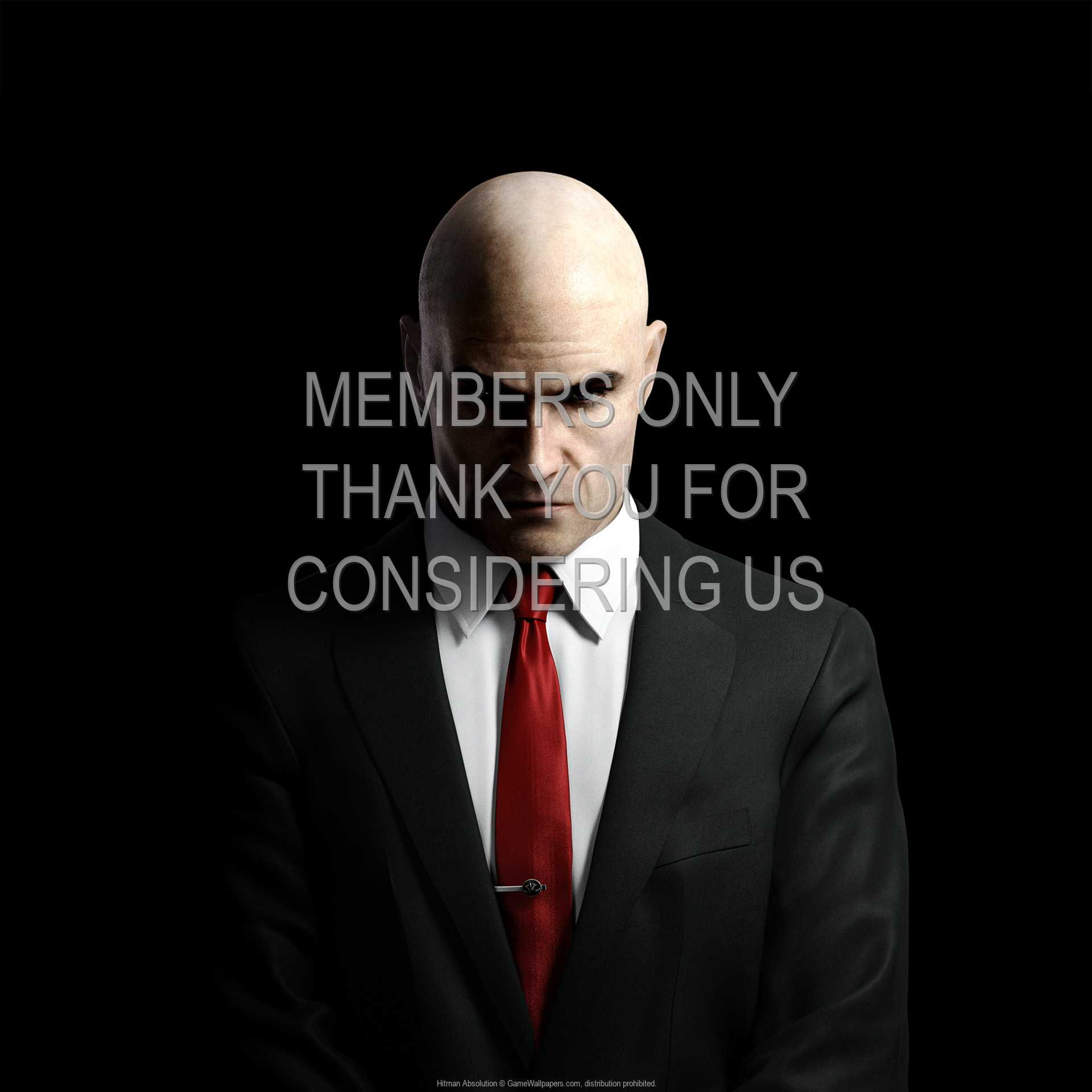 Hitman Absolution Wallpaper 02 1080p Horizontal
