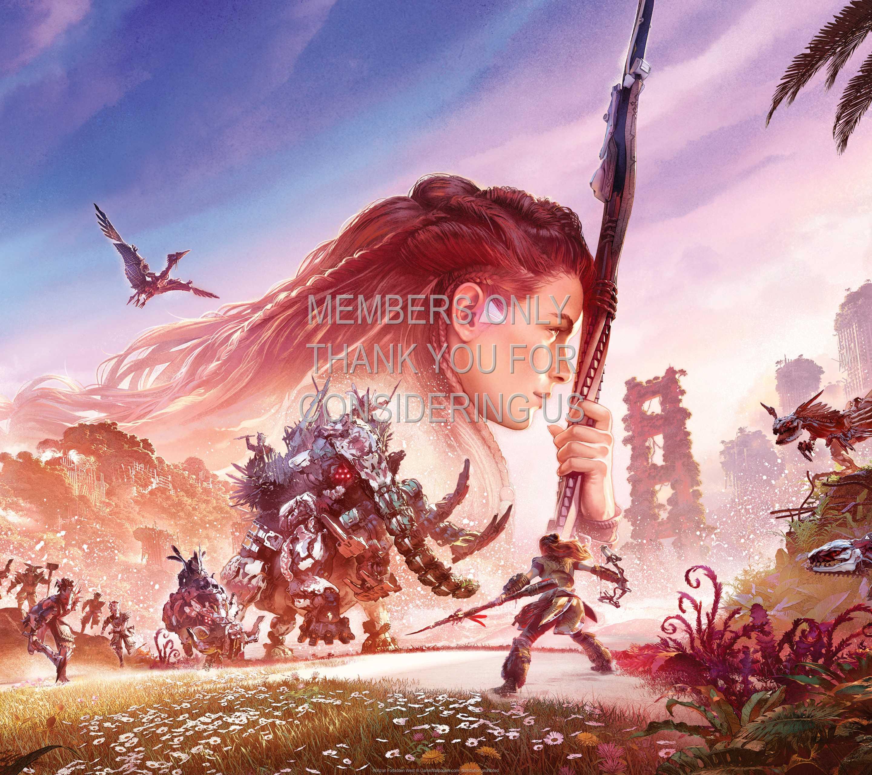 Horizon: Forbidden West 1440p Horizontal Mobile wallpaper or background 03
