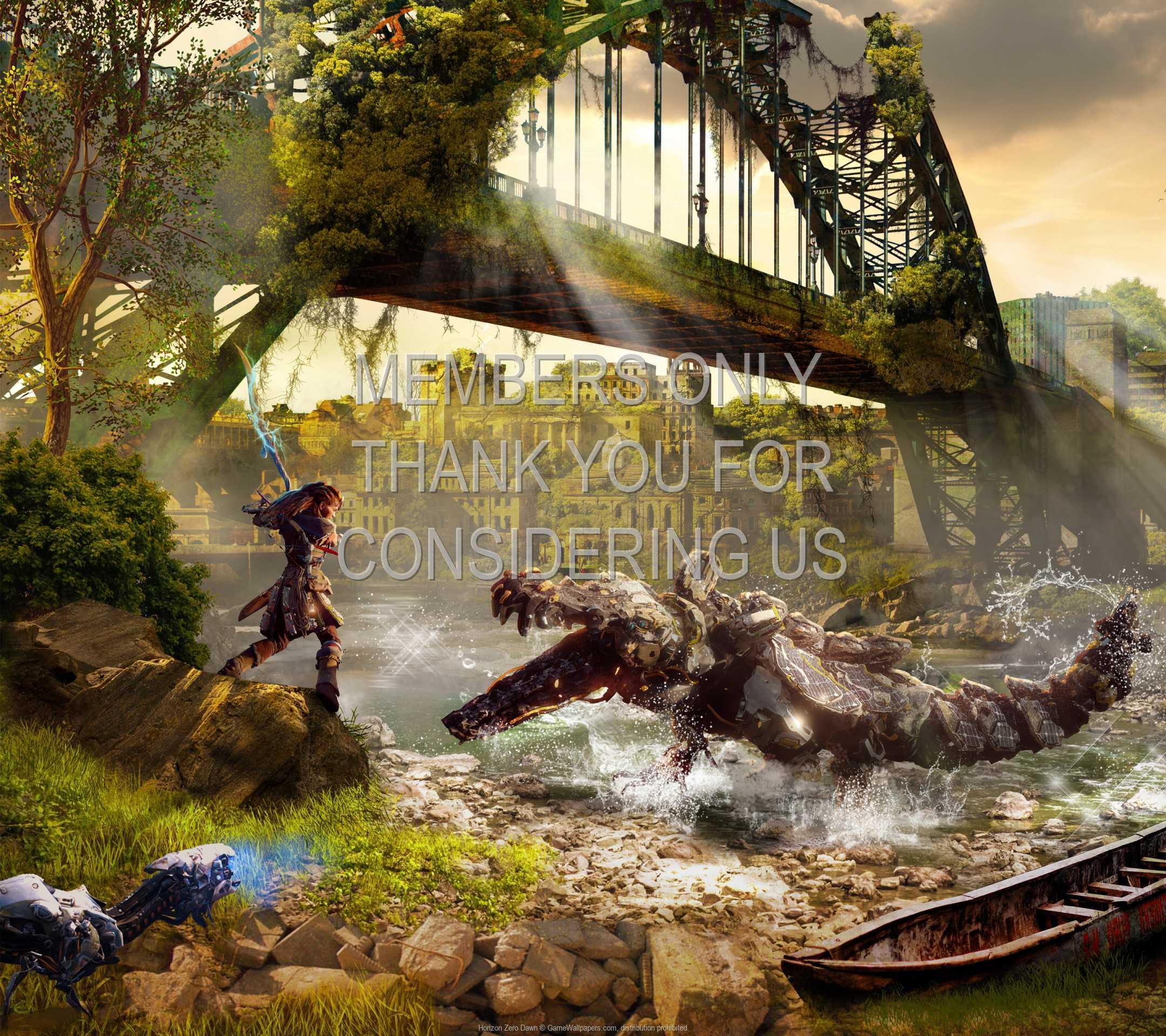 Horizon: Zero Dawn 1080p Horizontal Handy Hintergrundbild 05