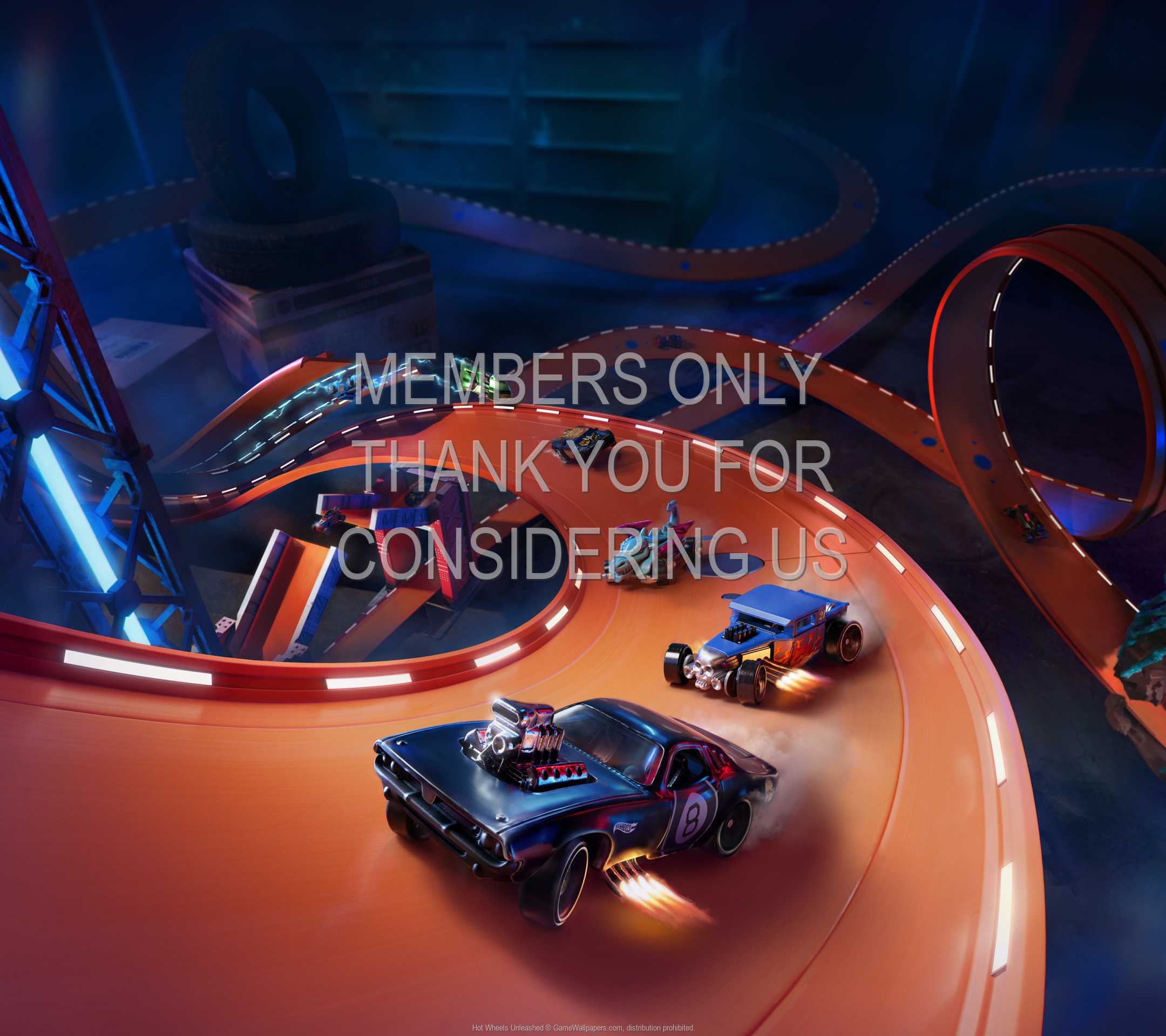 Hot Wheels Unleashed 1080p Horizontal Mobile wallpaper or background 01