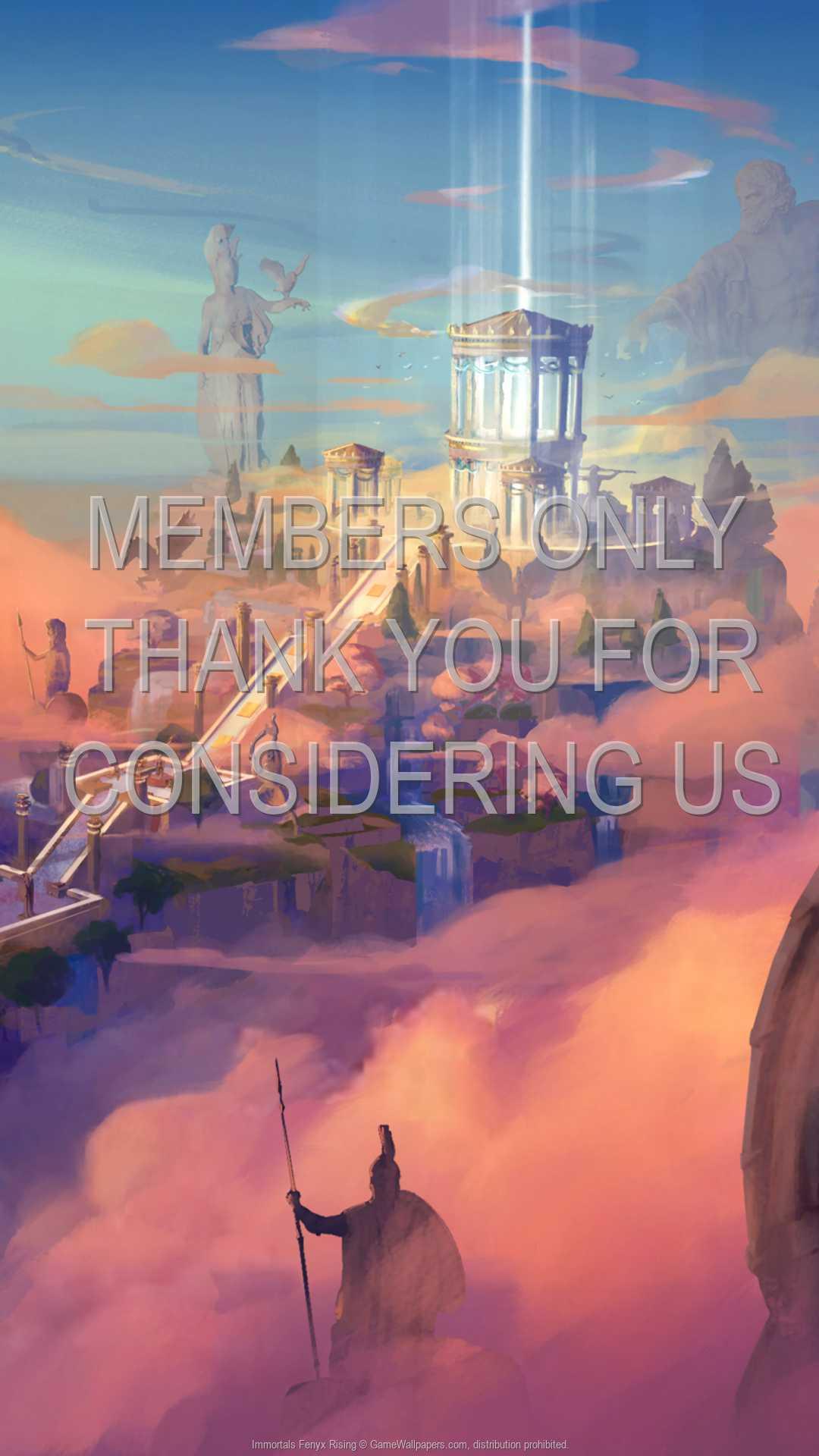 Immortals Fenyx Rising 1080p Vertical Móvil fondo de escritorio 03