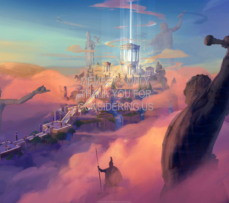 Immortals Fenyx Rising 1440p Horizontal Handy Hintergrundbild 03
