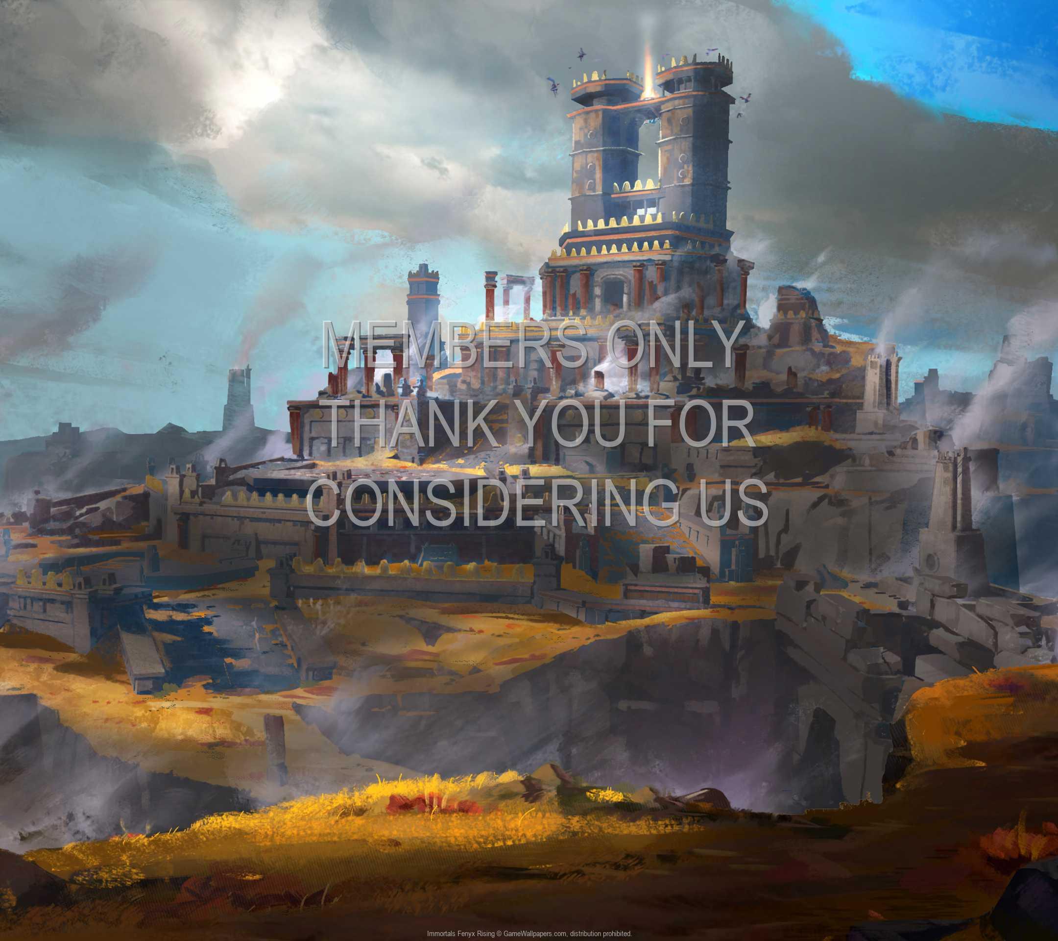 Immortals Fenyx Rising 1080p Horizontal Mobile fond d'écran 04