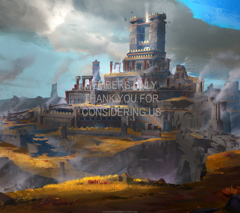 Immortals Fenyx Rising 1440p Horizontal Handy Hintergrundbild 04