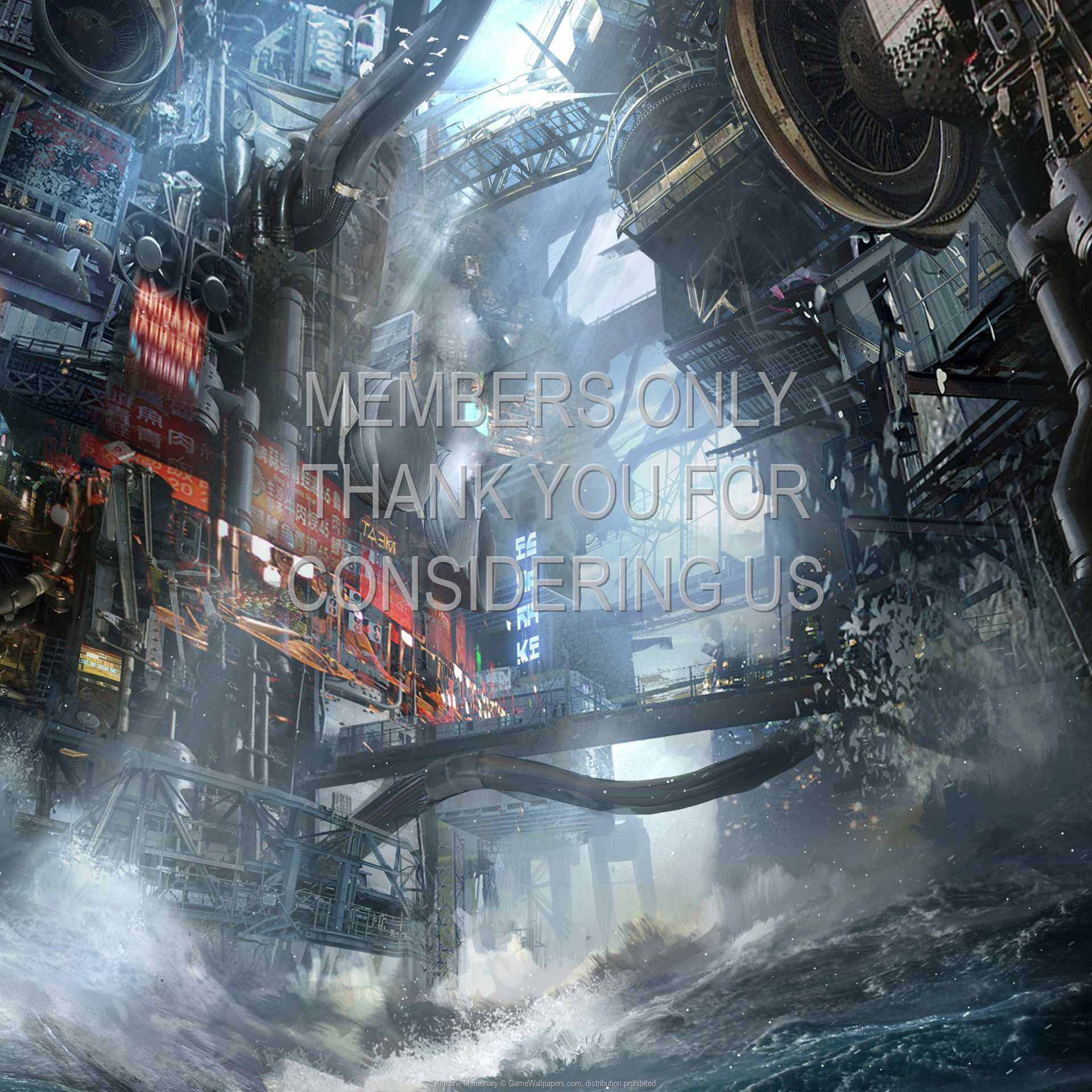 Killzone: Mercenary 1080p Horizontal Mobile wallpaper or background 02