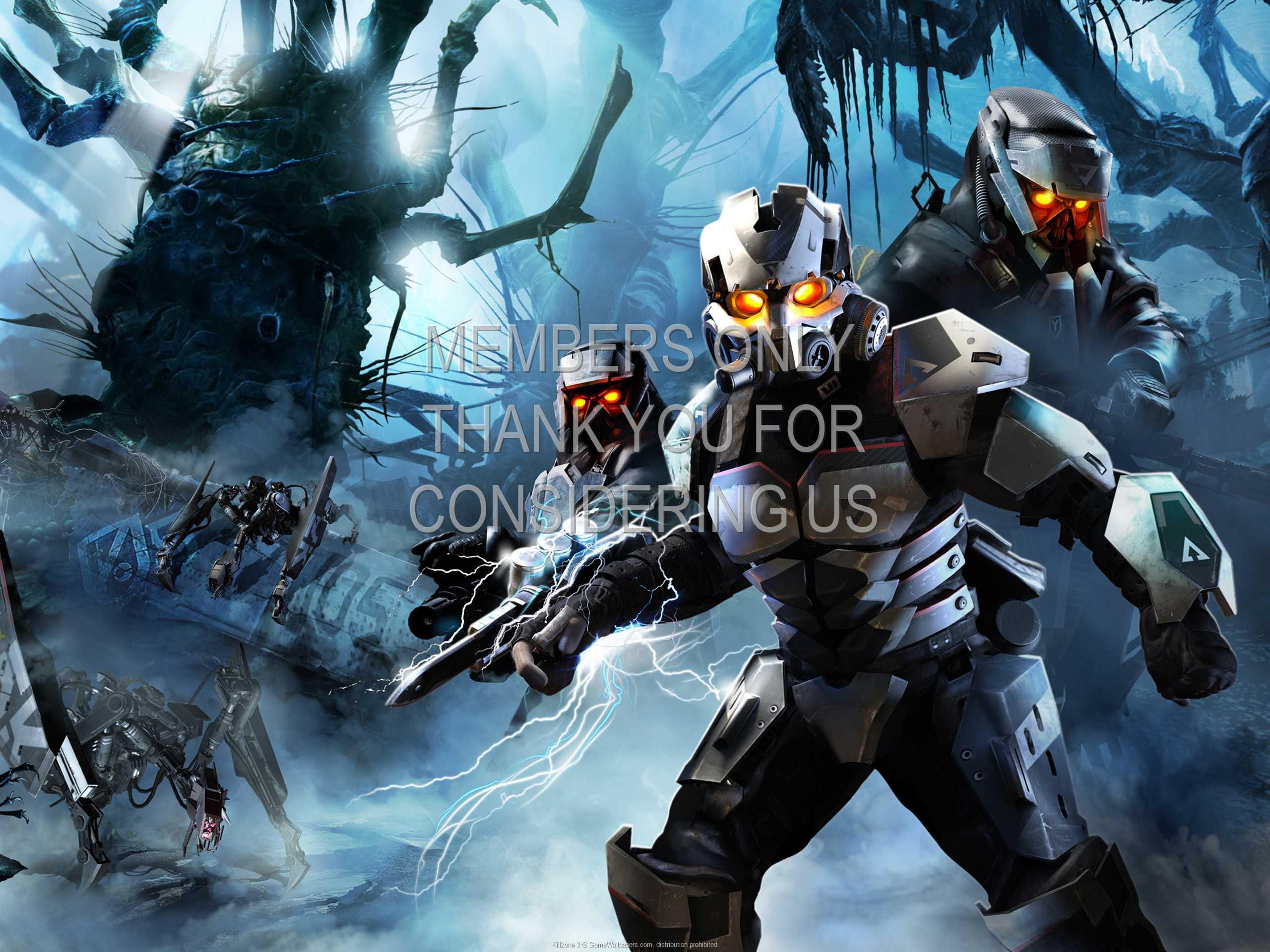 Killzone 3 1080p Horizontal Mobiele achtergrond 07