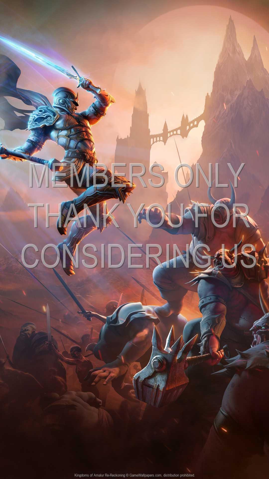 Kingdoms of Amalur: Re-Reckoning 1080p Vertical Mobile wallpaper or background 01