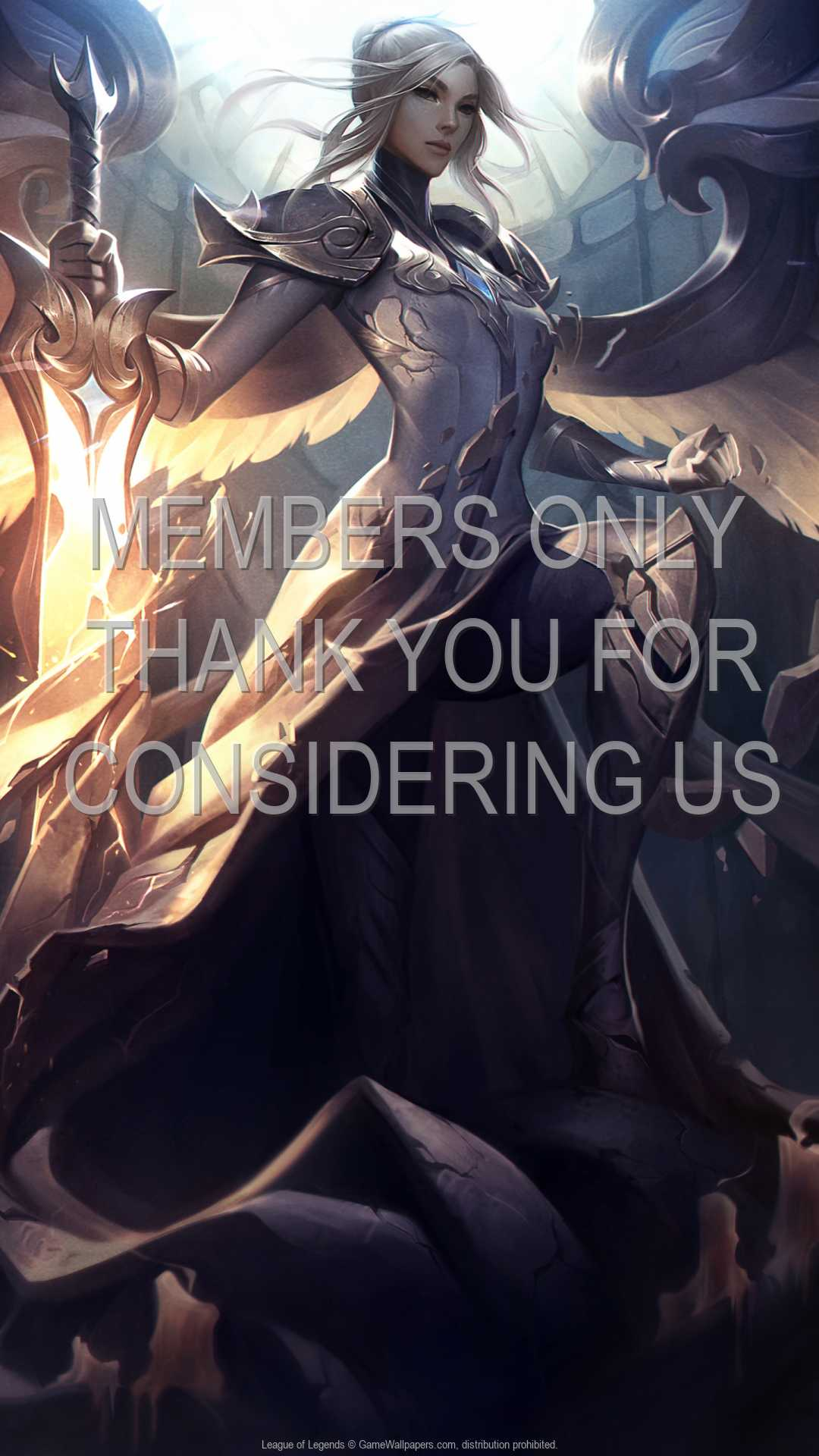 League of Legends 1080p Vertical Mobile wallpaper or background 106