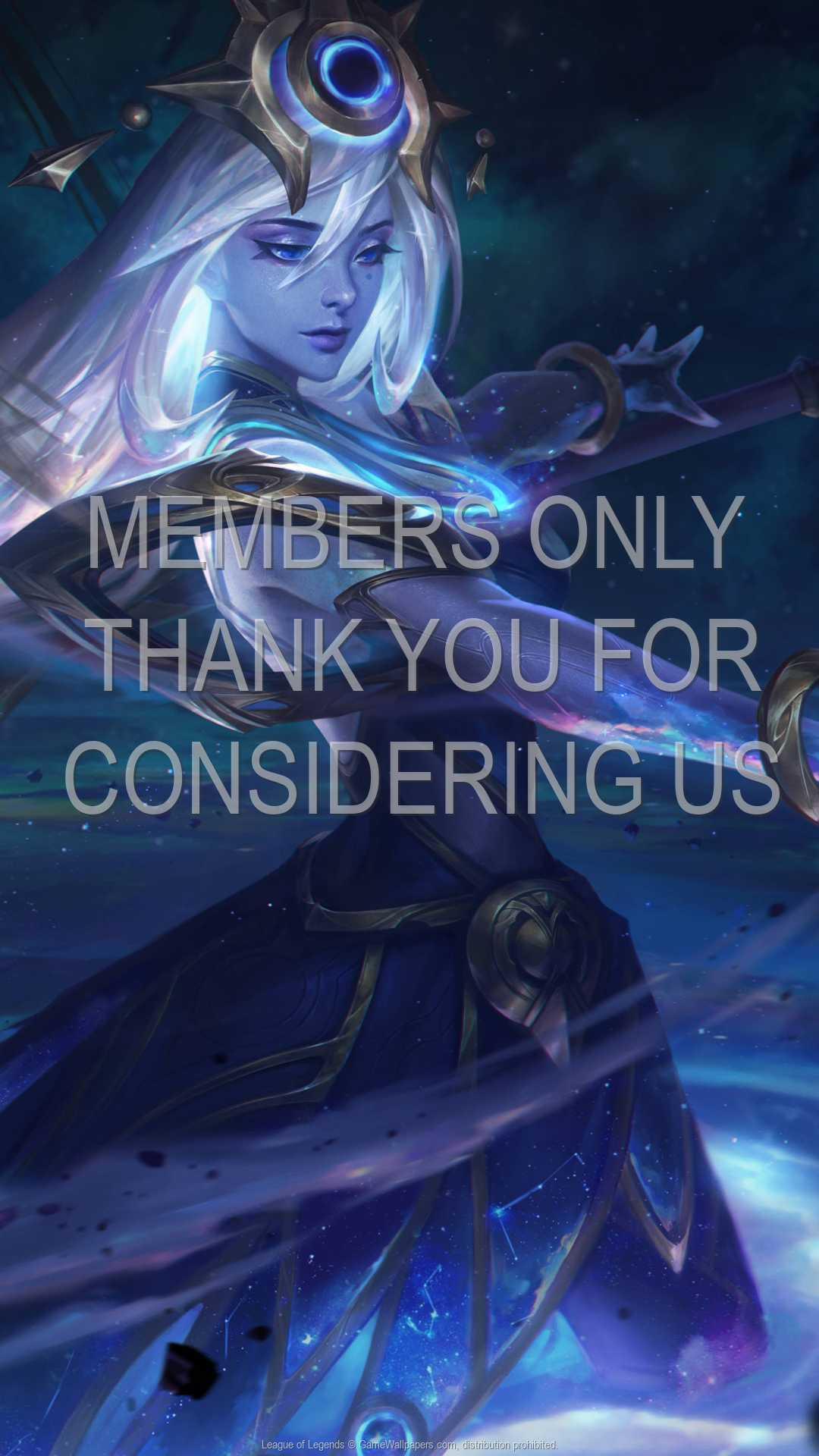League of Legends 1080p Vertical Handy Hintergrundbild 113