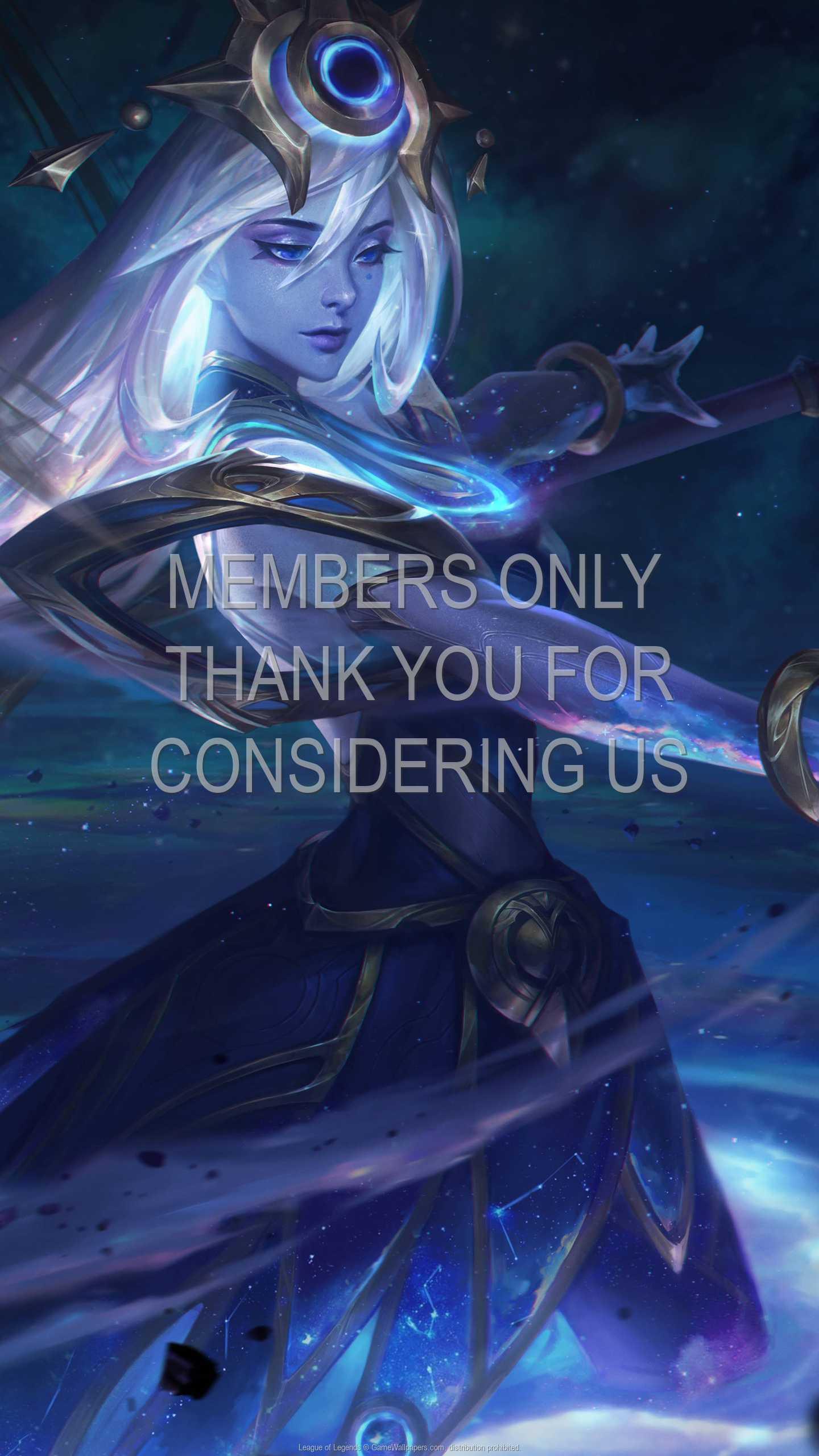 League of Legends 1440p Vertical Handy Hintergrundbild 113