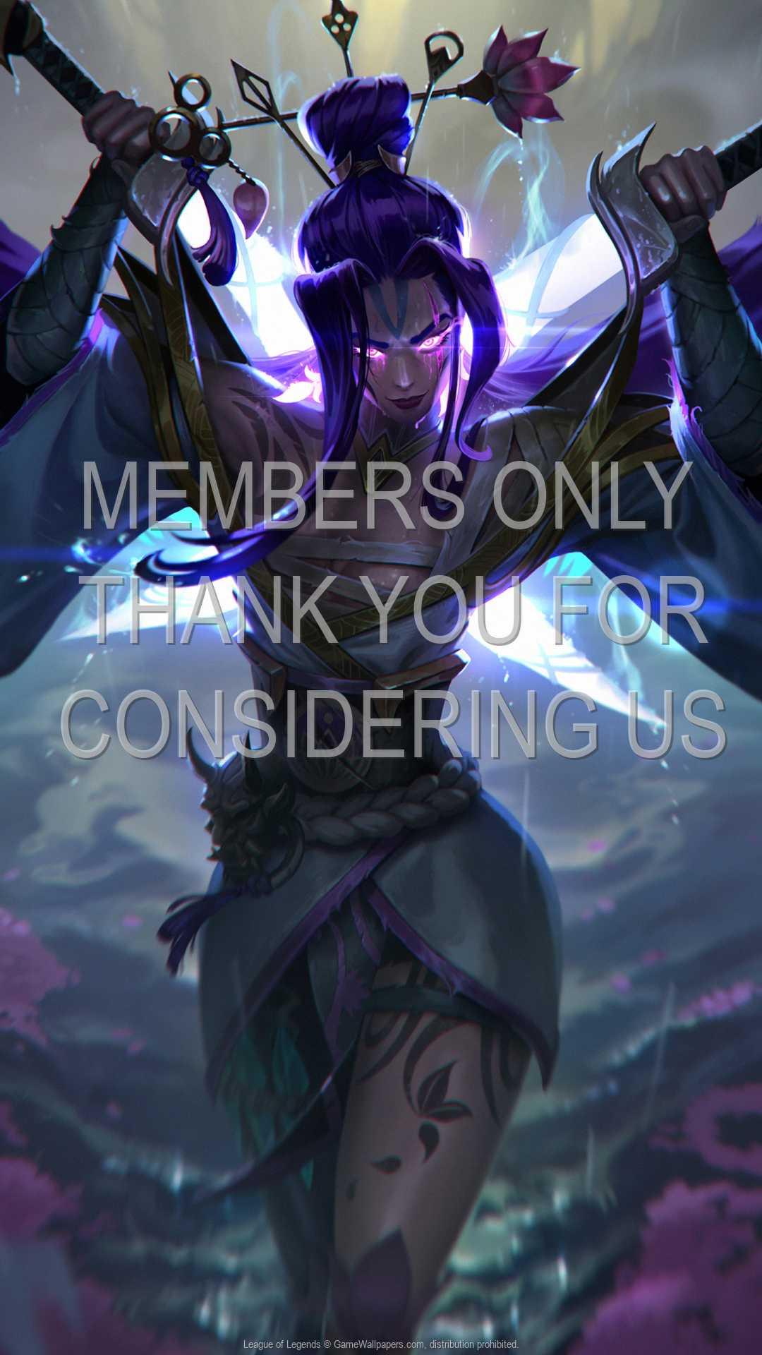 League of Legends 1080p Vertical Handy Hintergrundbild 117