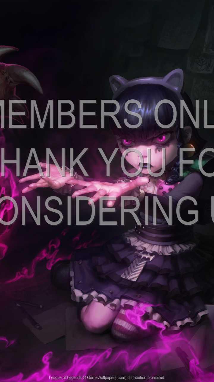 League of Legends 720p Vertical Móvil fondo de escritorio 13