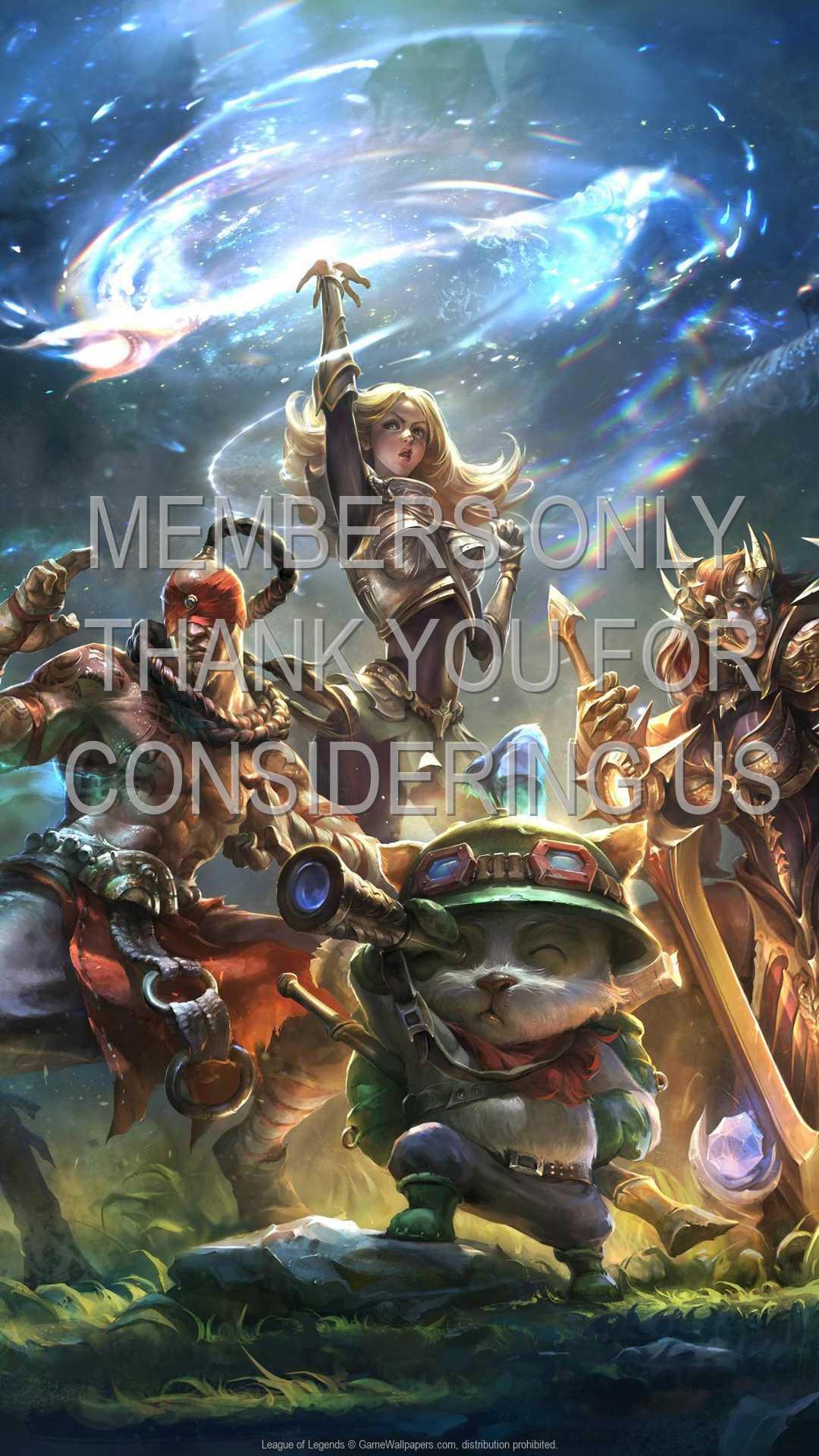 League of Legends 1080p Vertical Móvil fondo de escritorio 20