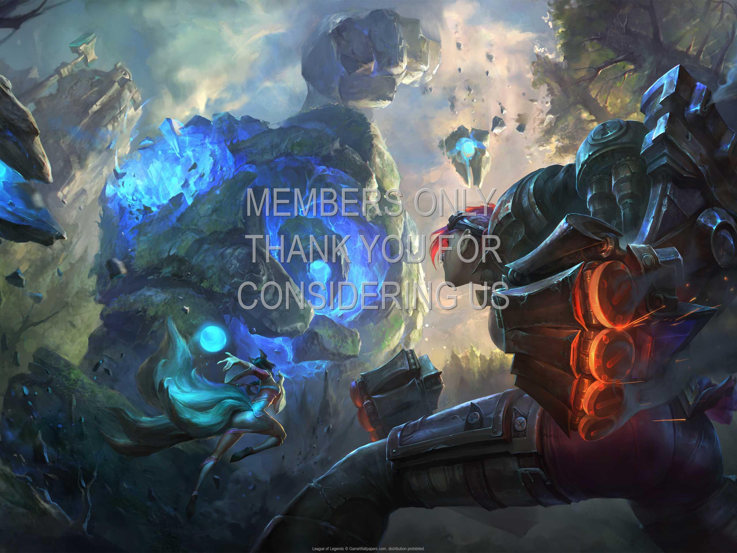 League of Legends 1080p Horizontal Handy Hintergrundbild 21