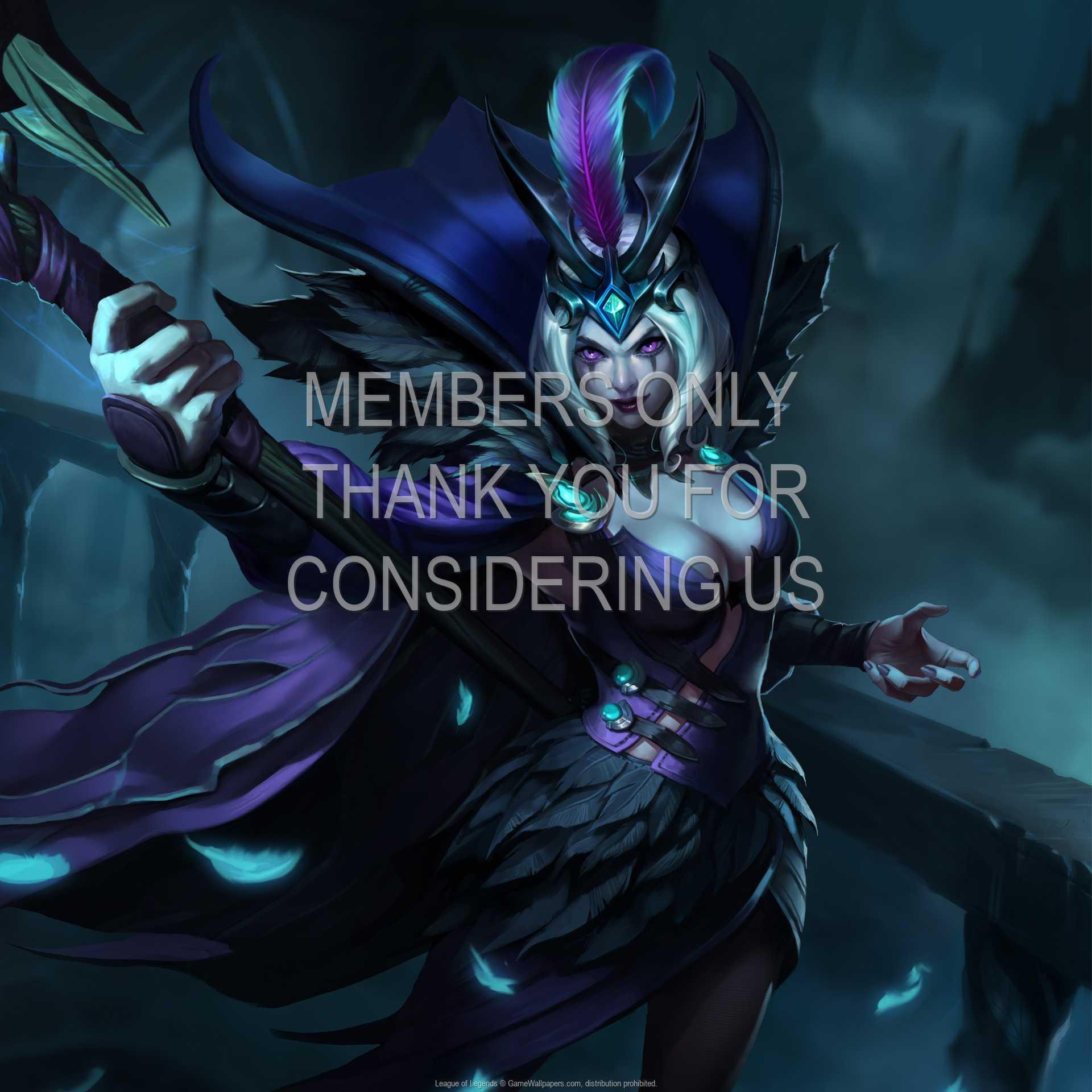 League of Legends 1080p Horizontal Handy Hintergrundbild 25