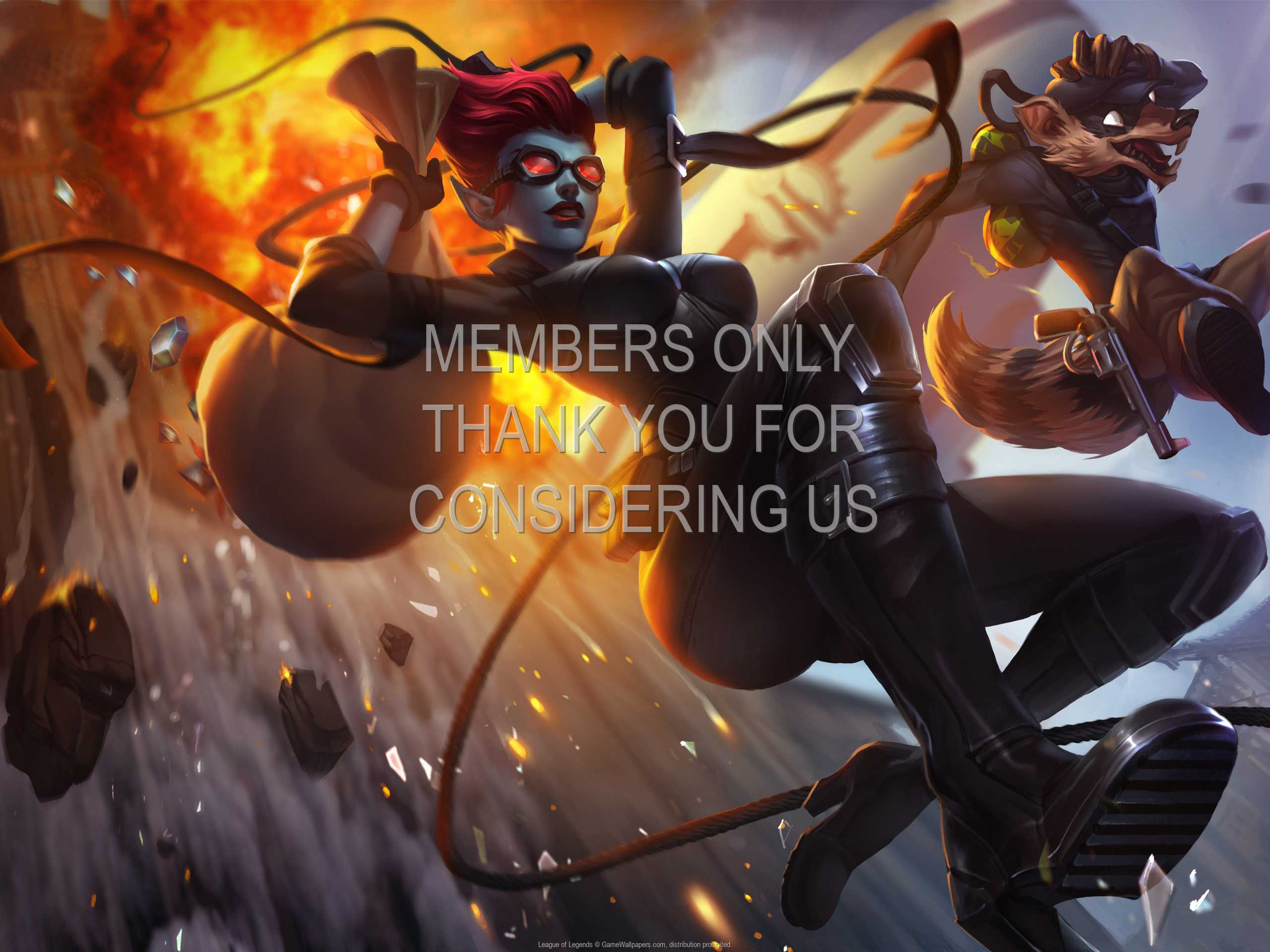 League of Legends 1080p Horizontal Mobile wallpaper or background 36