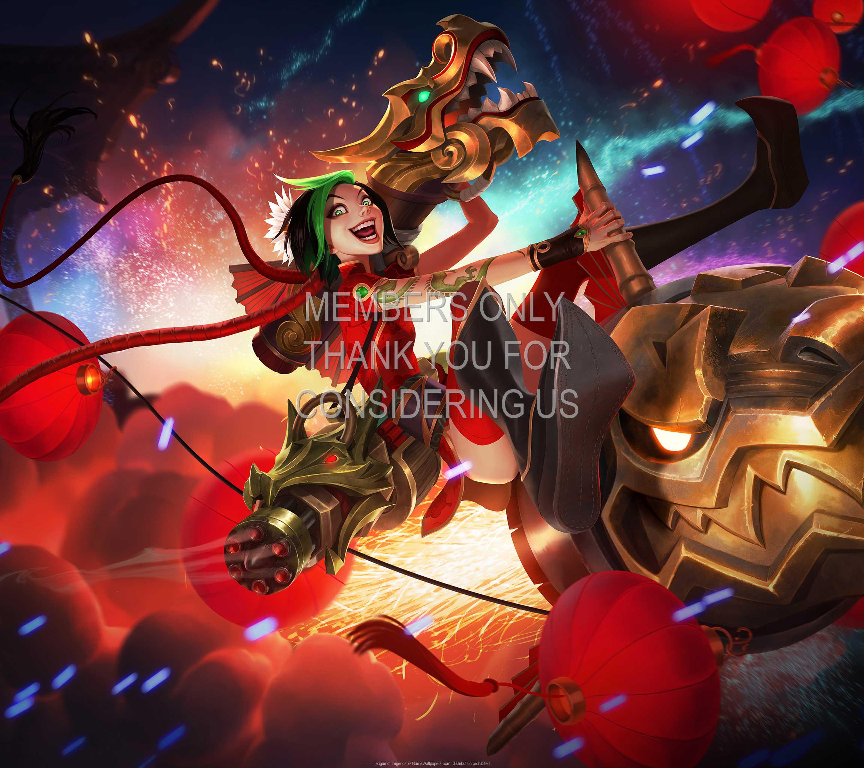 League of Legends 1440p Horizontal Móvil fondo de escritorio 39