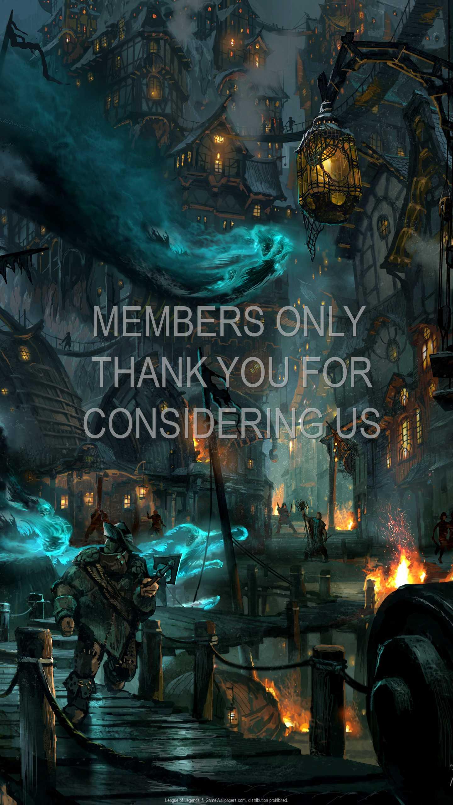 League of Legends 1440p Vertical Móvil fondo de escritorio 42
