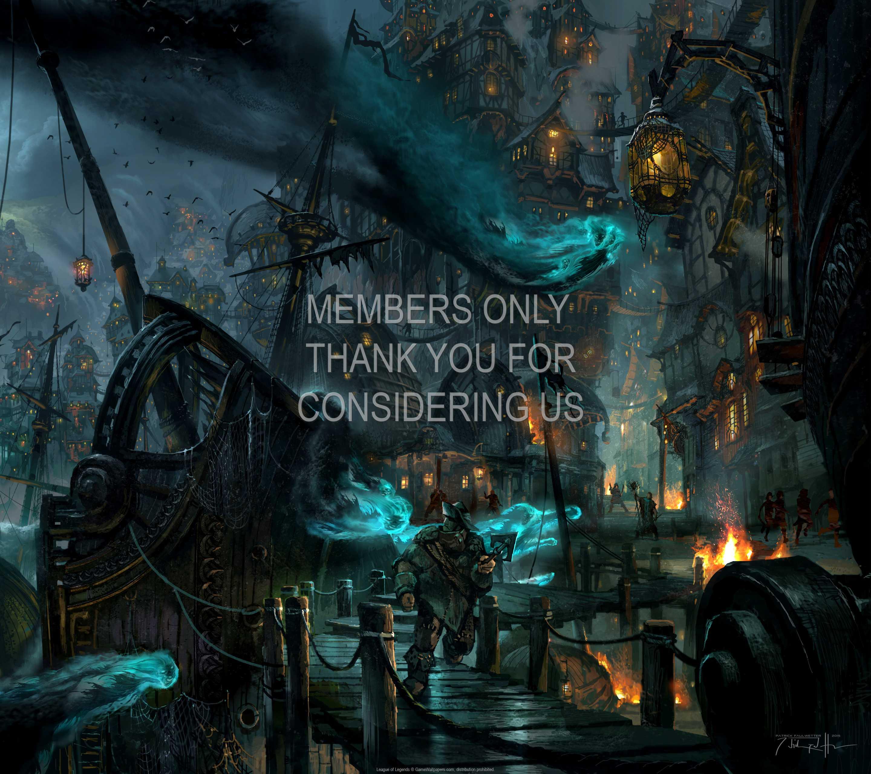 League of Legends 1440p Horizontal Handy Hintergrundbild 42
