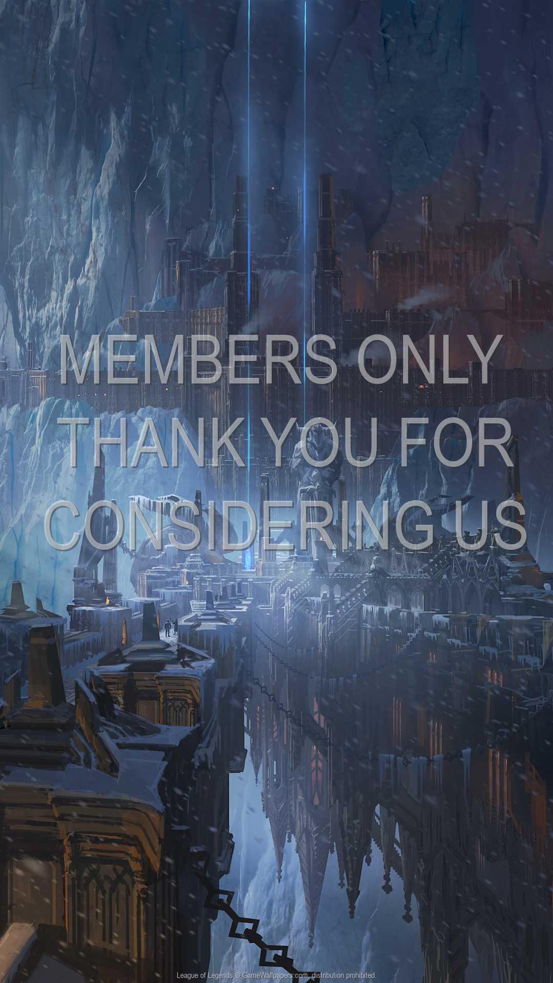 League of Legends 1080p Vertical Handy Hintergrundbild 47