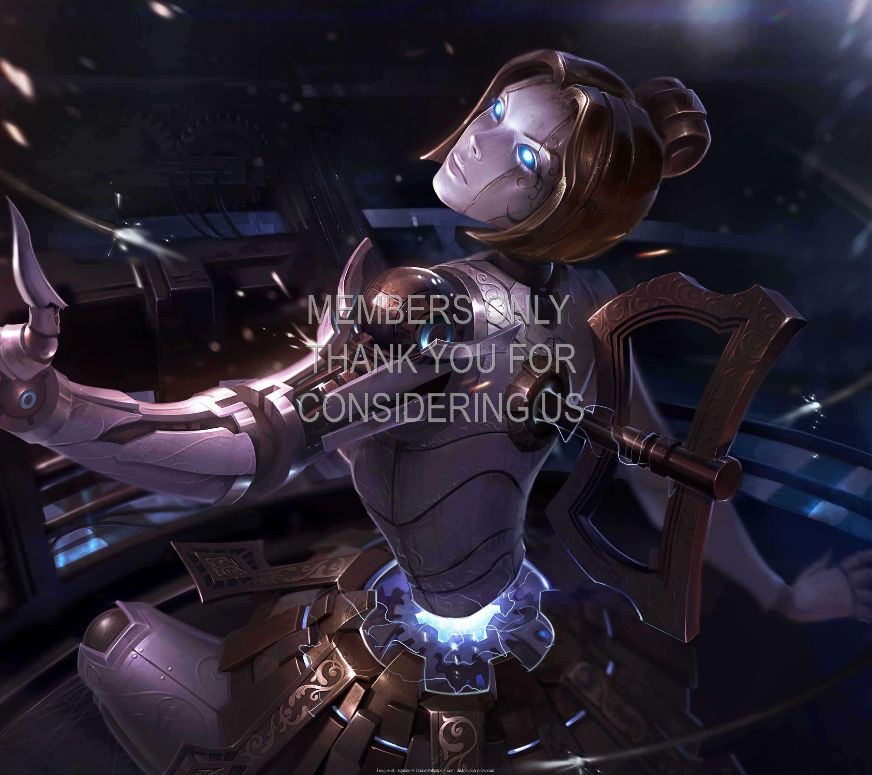 League of Legends 1440p Horizontal Handy Hintergrundbild 52