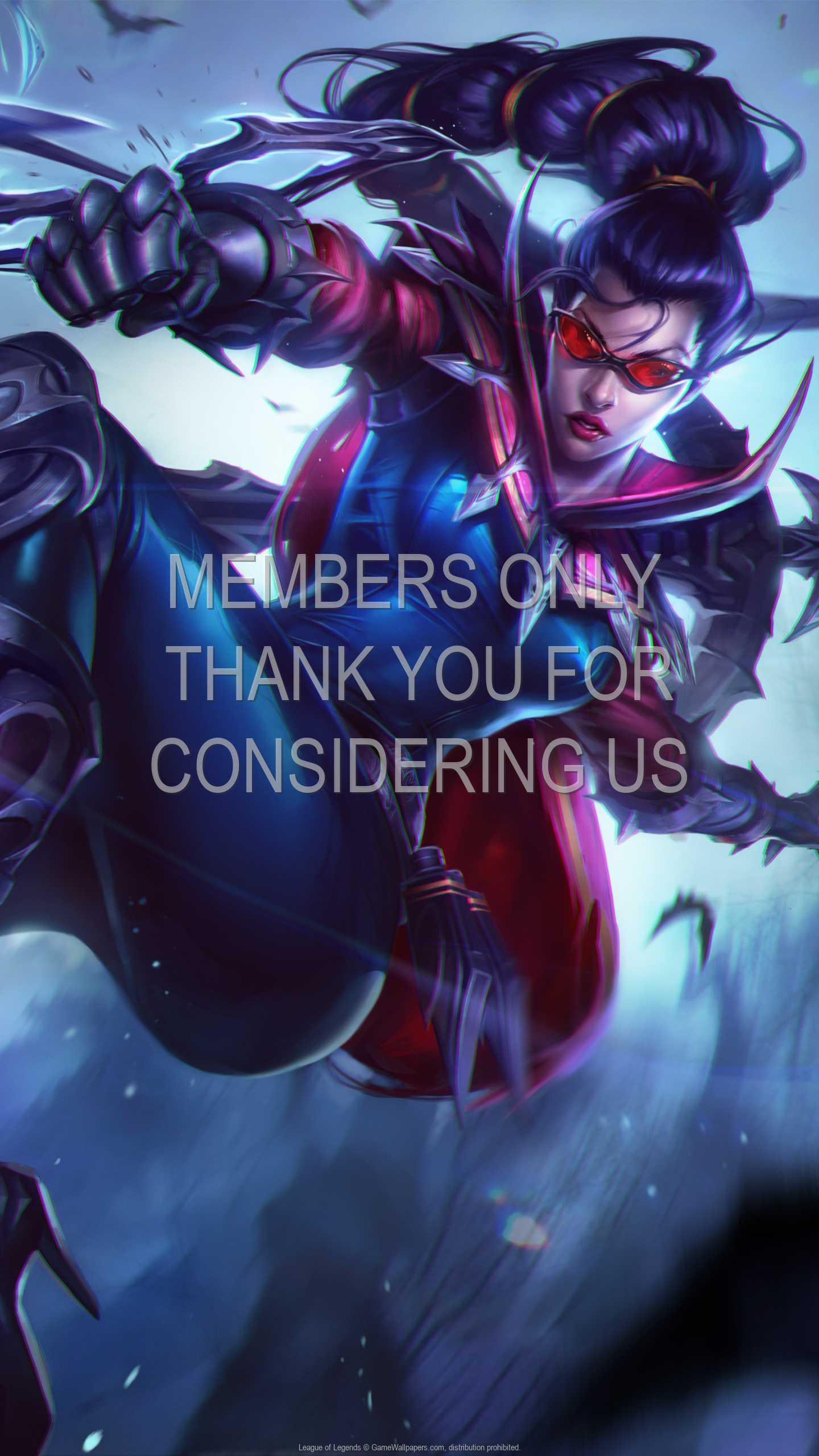 League of Legends 1440p Vertical Handy Hintergrundbild 55