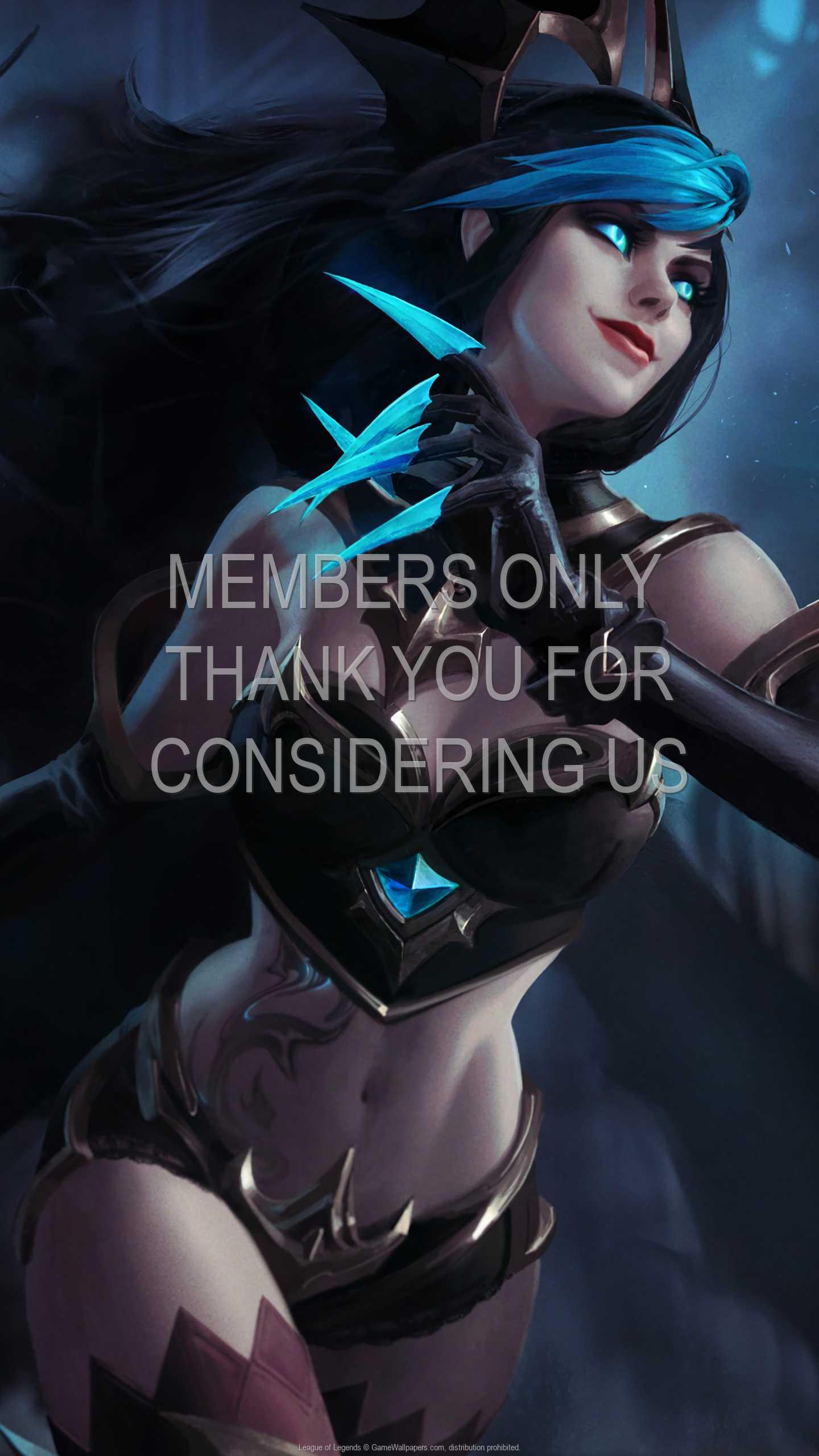 League of Legends 1440p Vertical Handy Hintergrundbild 80