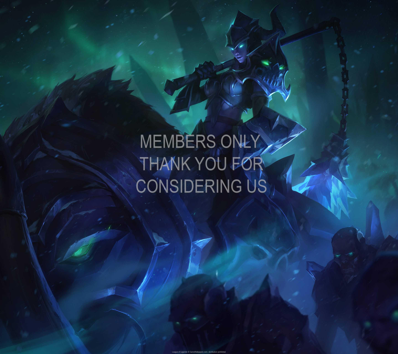 League of Legends 1440p Horizontal Handy Hintergrundbild 92