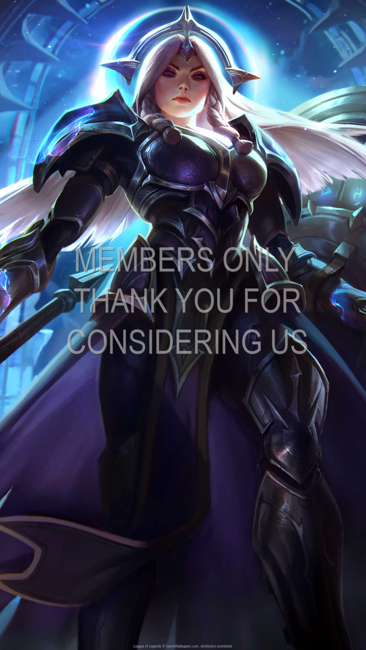 League of Legends 1440p Vertical Handy Hintergrundbild 94