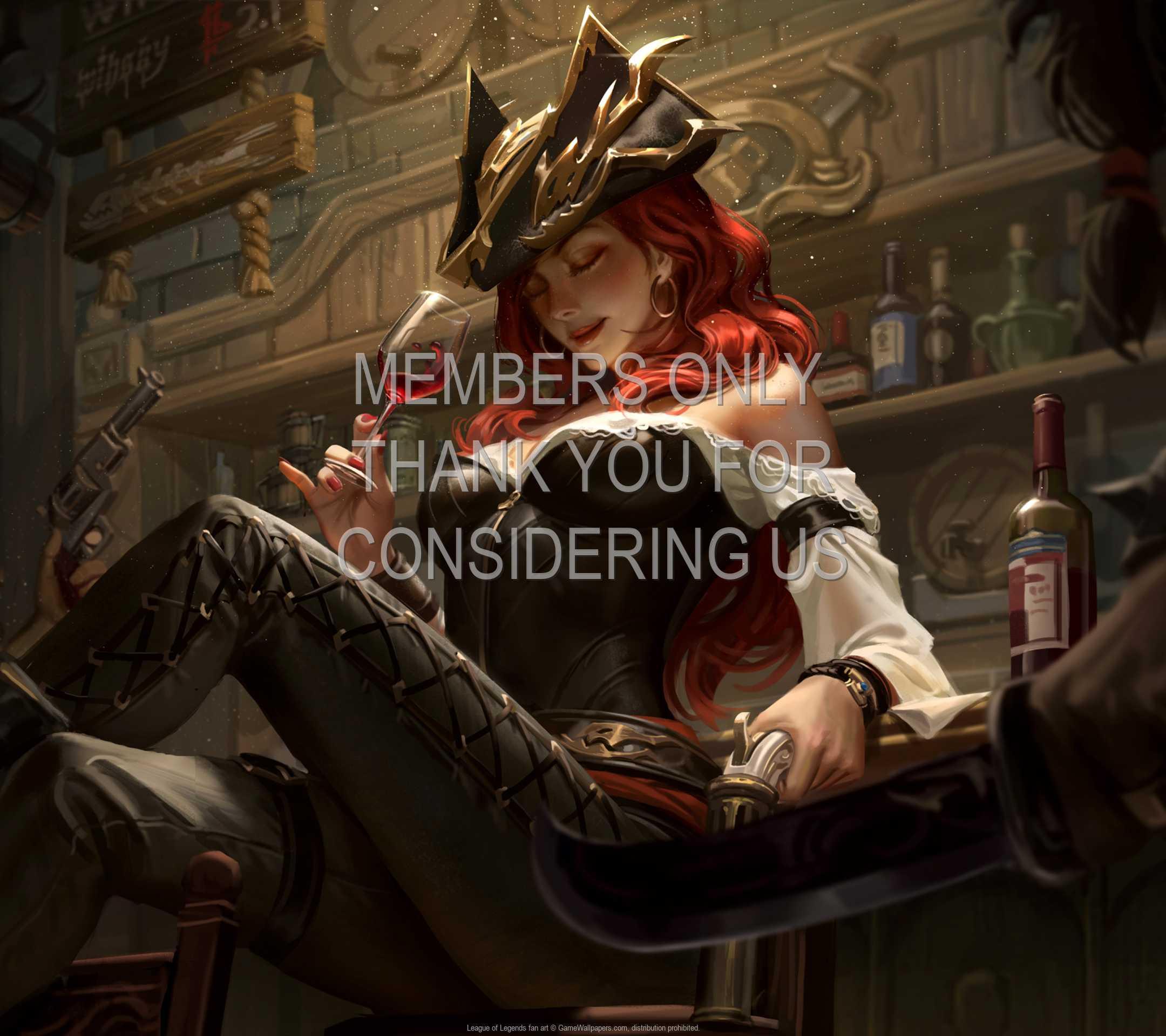 League of Legends fan art 1080p Horizontal Mobiele achtergrond 09