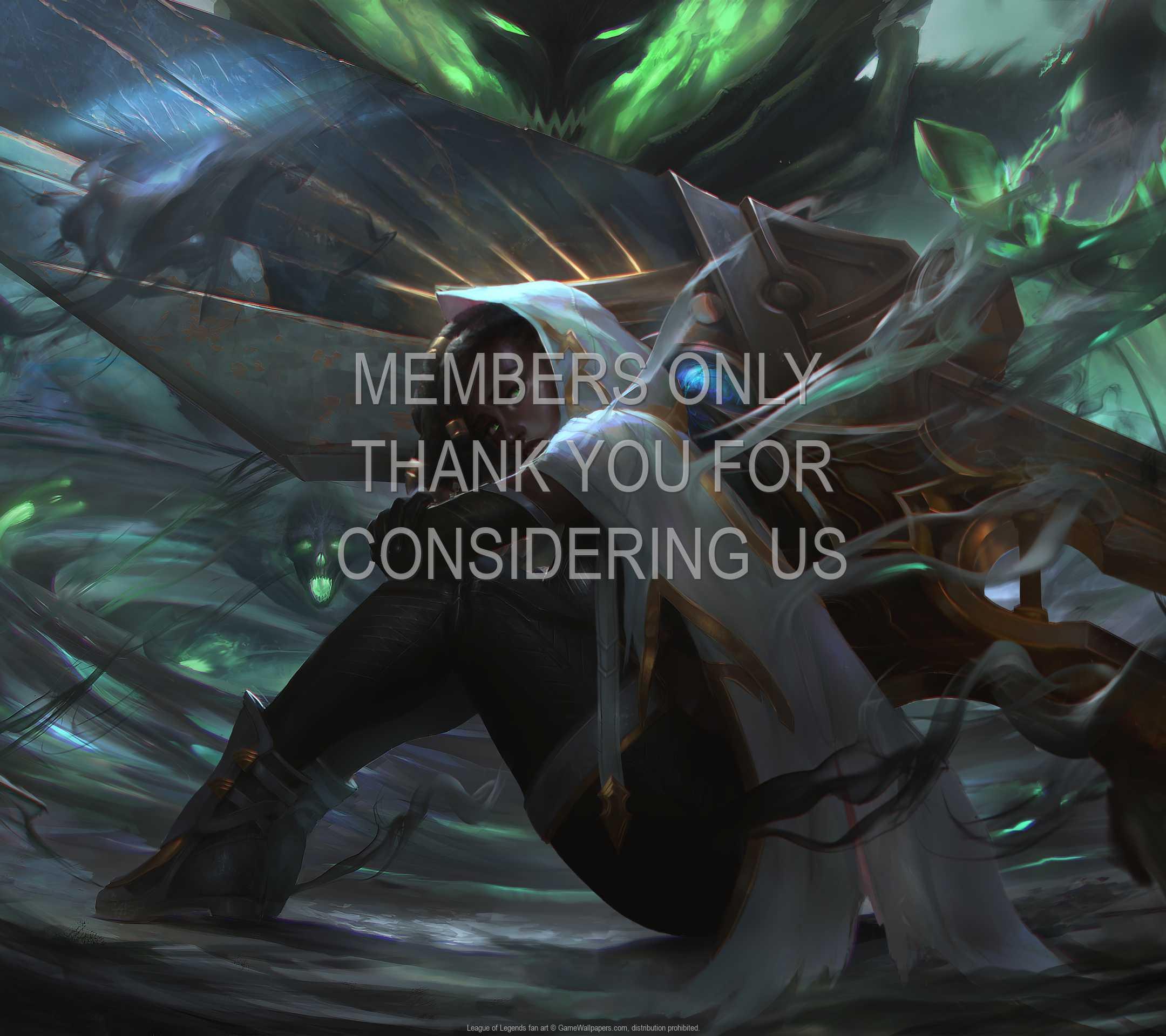 League of Legends fan art 1080p Horizontal Móvil fondo de escritorio 13