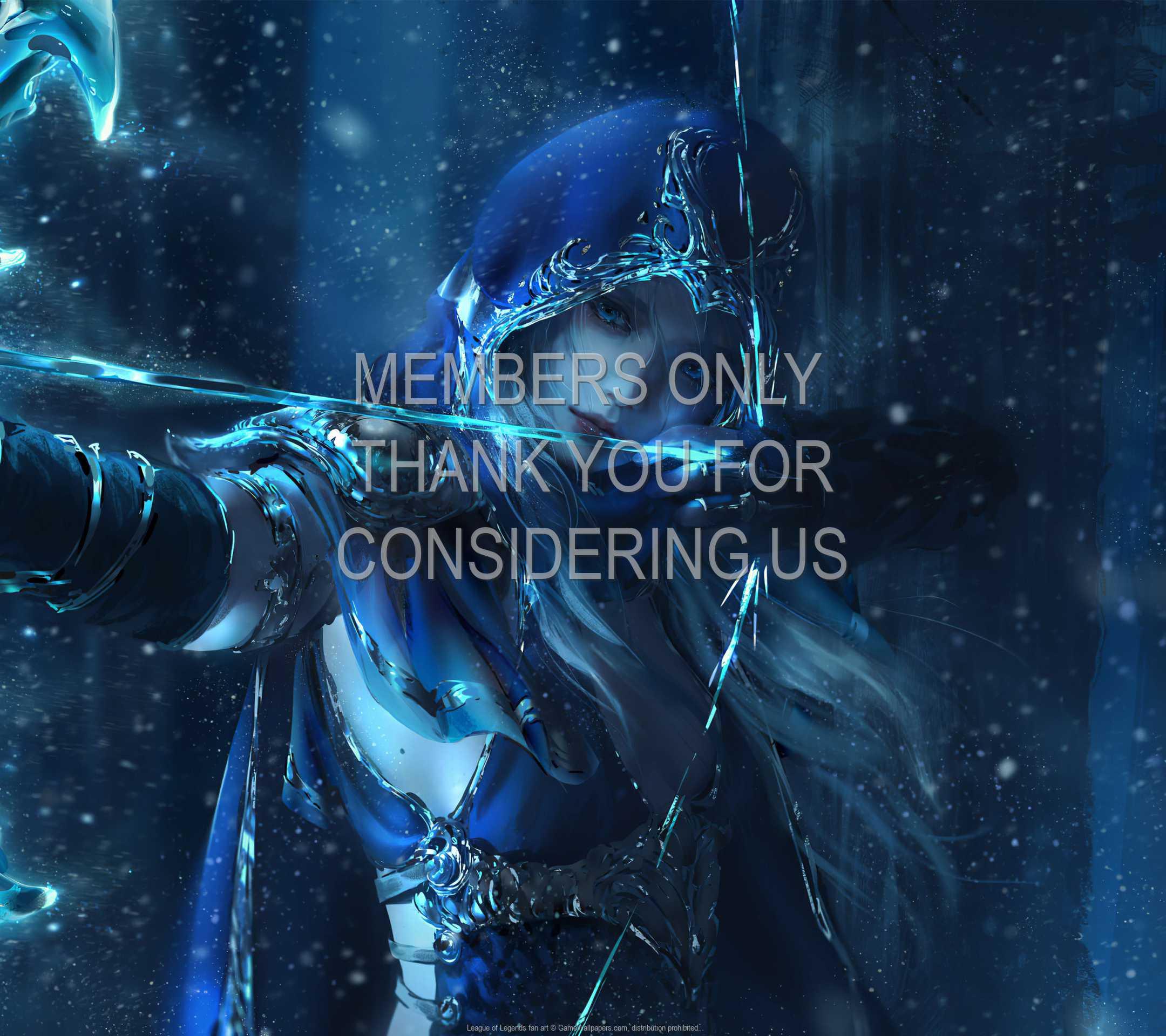 League of Legends fan art 1080p Horizontal Handy Hintergrundbild 15