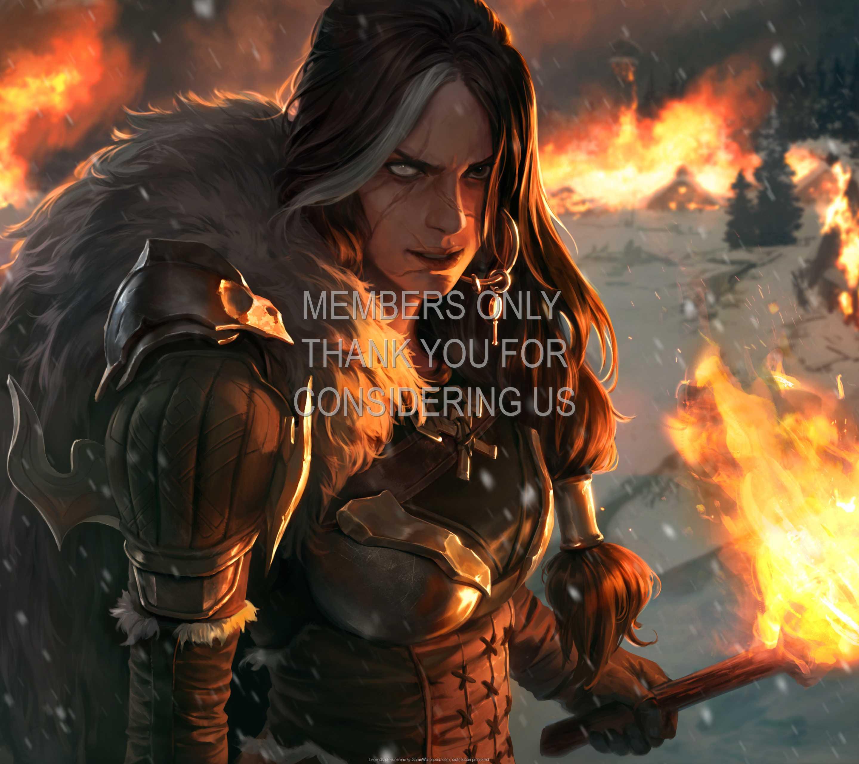 Legends of Runeterra 1440p Horizontal Handy Hintergrundbild 01