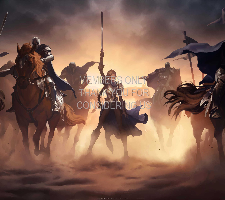 Legends of Runeterra 1440p Horizontal Handy Hintergrundbild 02