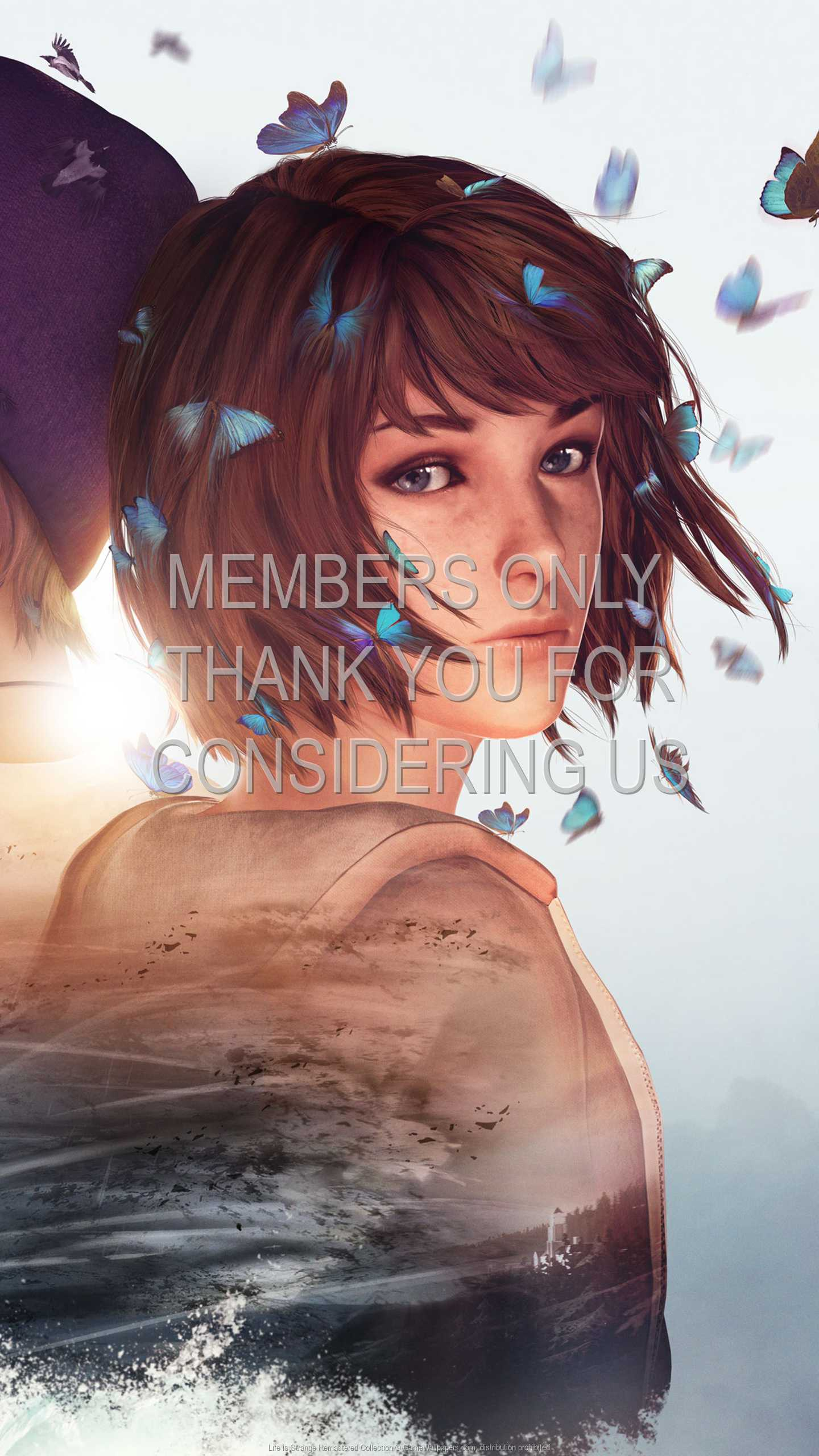 Life is Strange Remastered Collection 1440p Vertical Mobile wallpaper or background 01