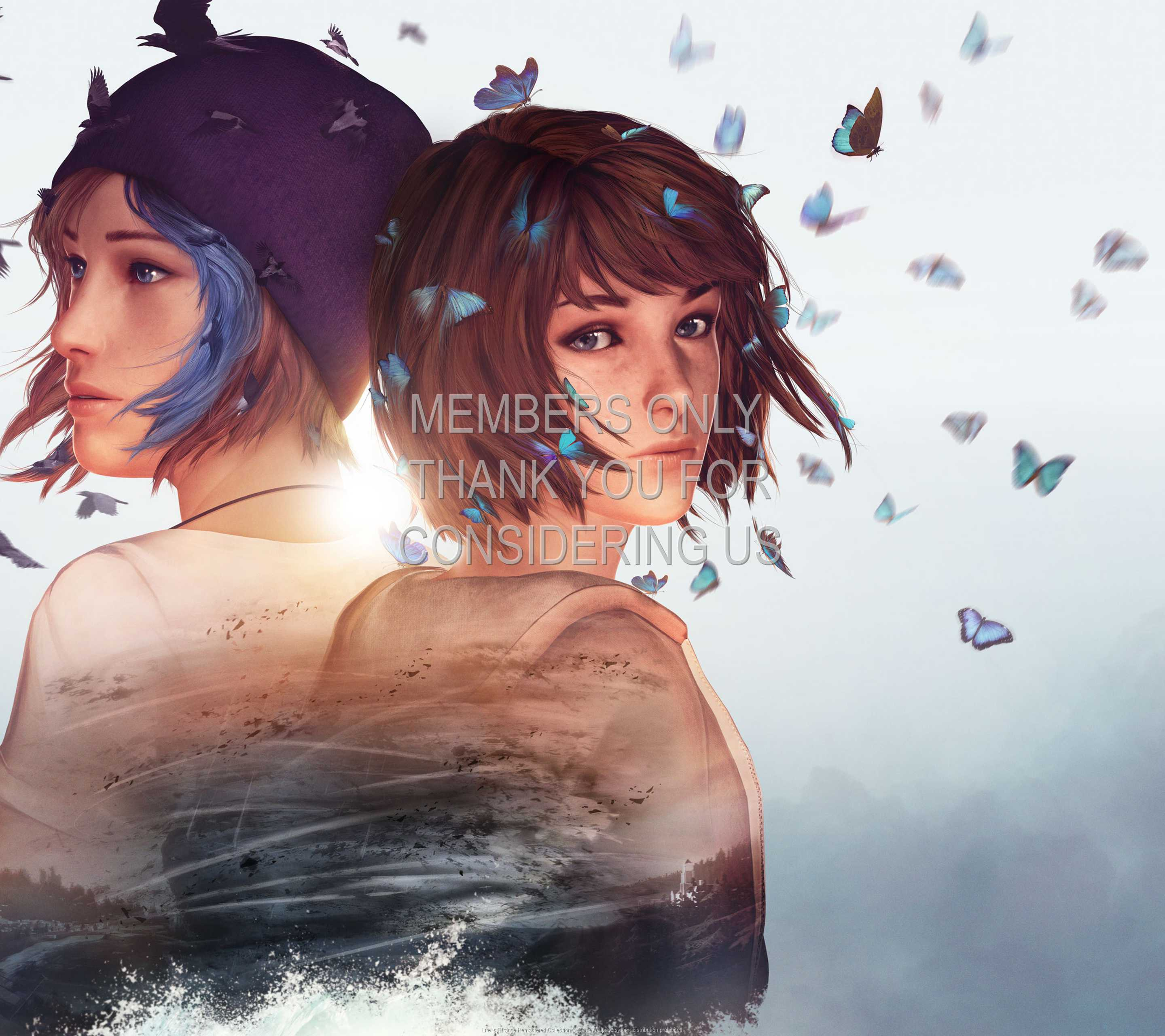 Life is Strange Remastered Collection 1440p Horizontal Mobile wallpaper or background 01