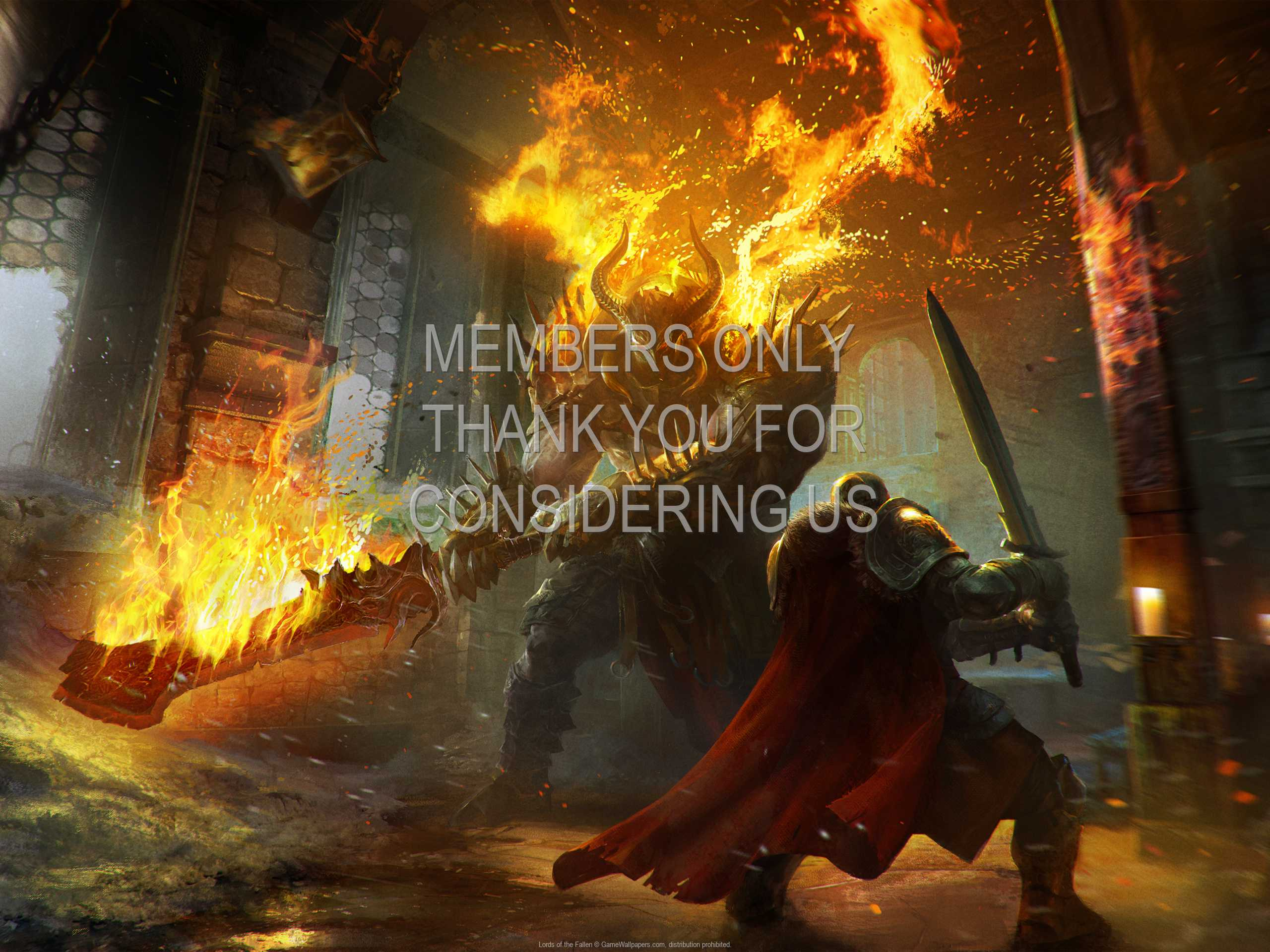 Lords of the Fallen 1080p Horizontal Móvil fondo de escritorio 02