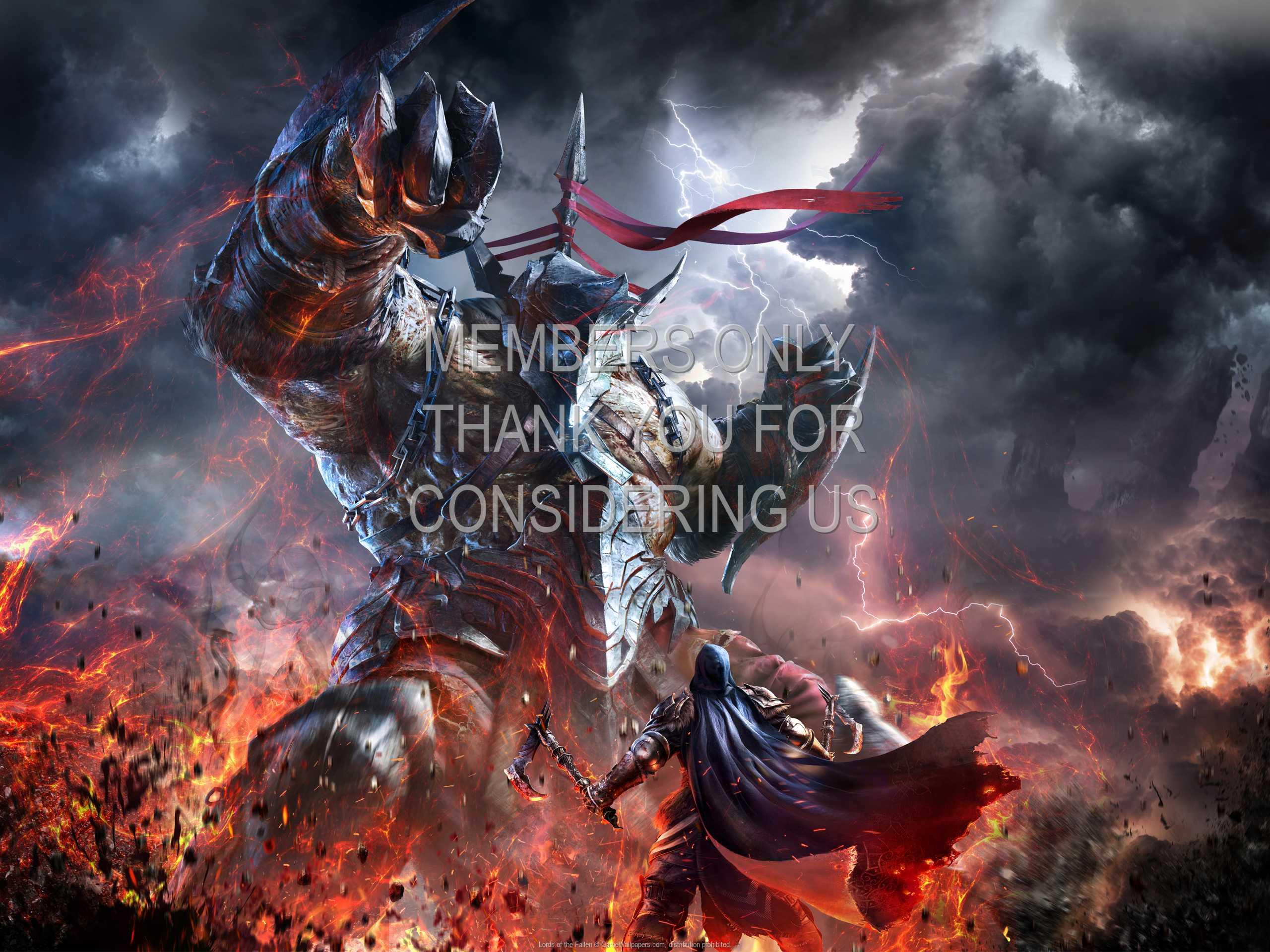 Lords of the Fallen 1080p Horizontal Móvil fondo de escritorio 06