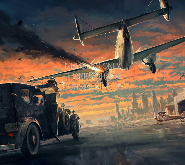 Mafia: Definitive Edition 1440p Horizontal Handy Hintergrundbild 01