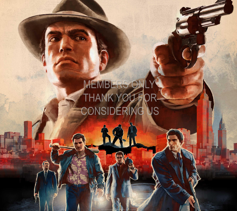 Mafia 2: Definitive Edition 1440p Horizontal Mobiele achtergrond 01