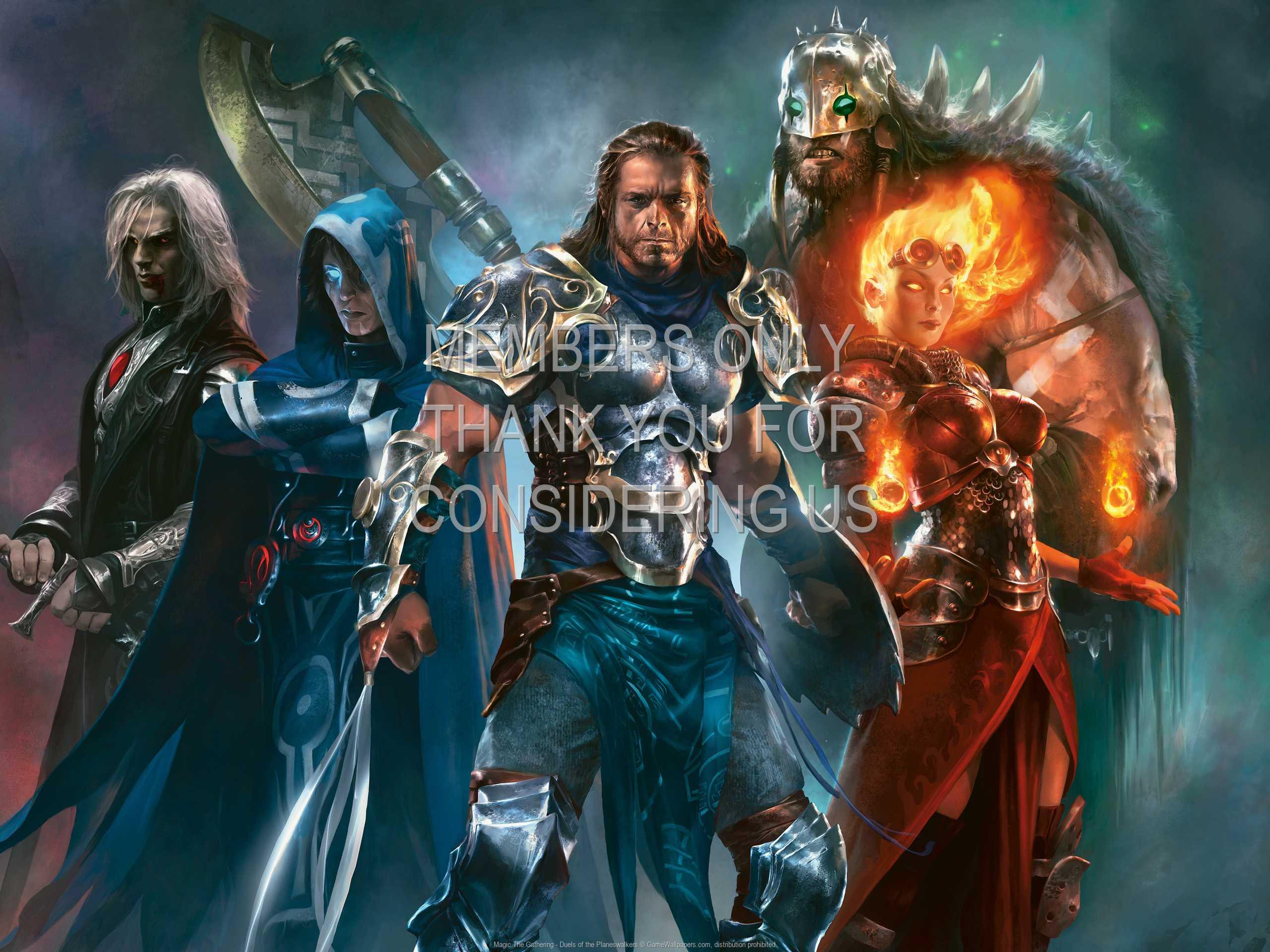 Magic: The Gathering - Duels of the Planeswalkers 1080p Horizontal Handy Hintergrundbild 01