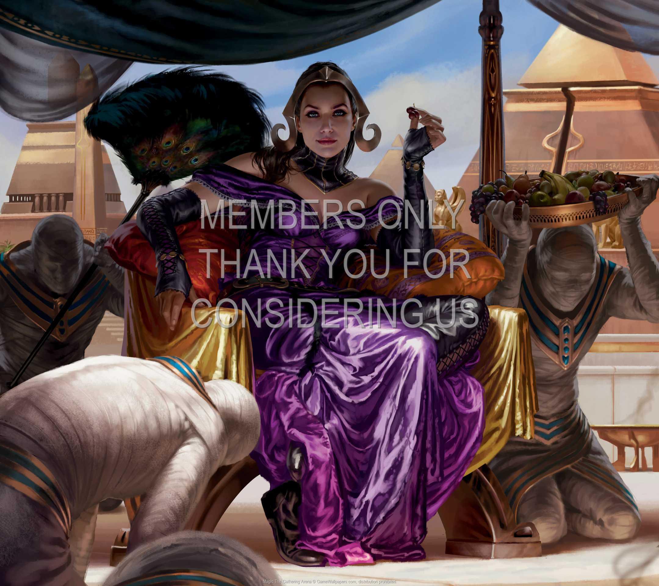 Magic: The Gathering Arena 1080p Horizontal Mobiele achtergrond 03